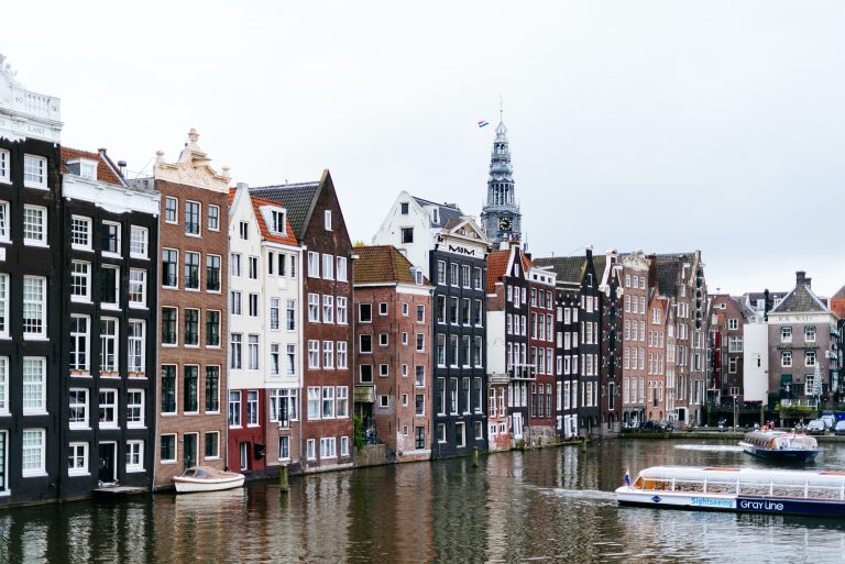 Moving to Amsterdam 1