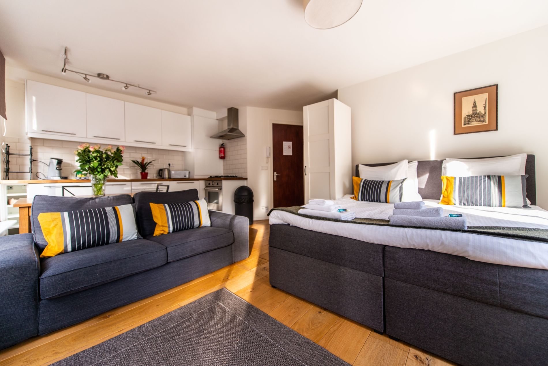 Serviced apartment for rent in Amsterdam's Canal District