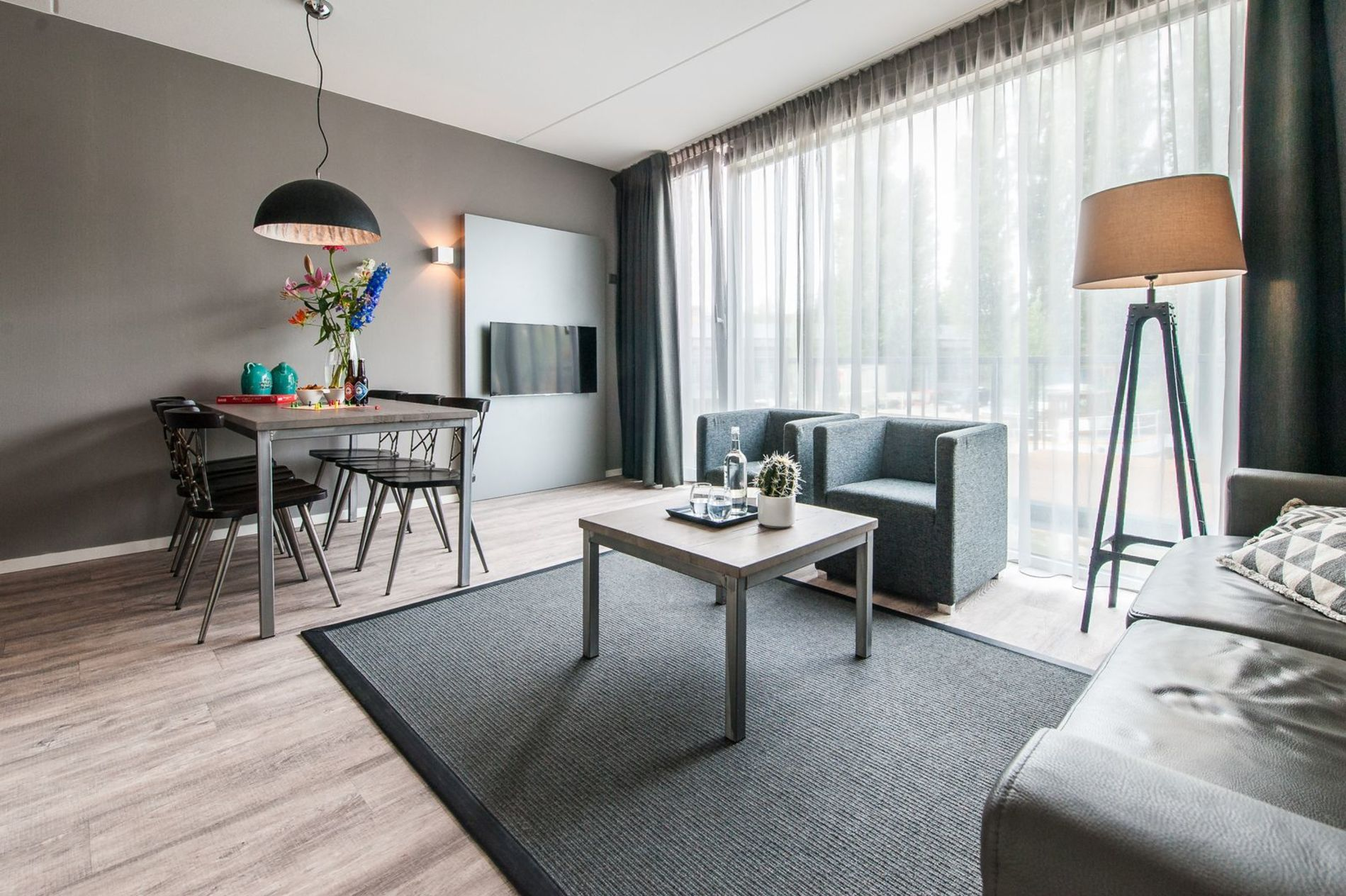 Serviced apartment in Amterdam that is great for families with children
