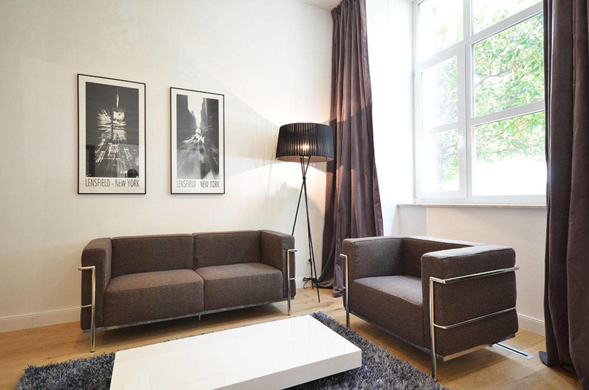 Exclusive serviced apartment near Stadtwald in Frankfurt