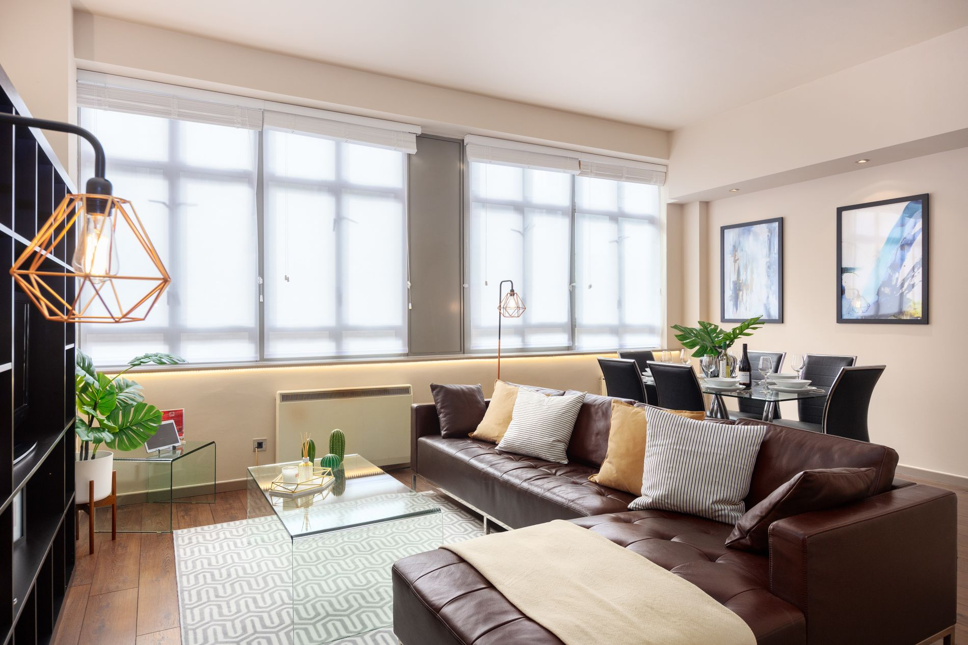 Serviced accommodation in Clerkenwell, London