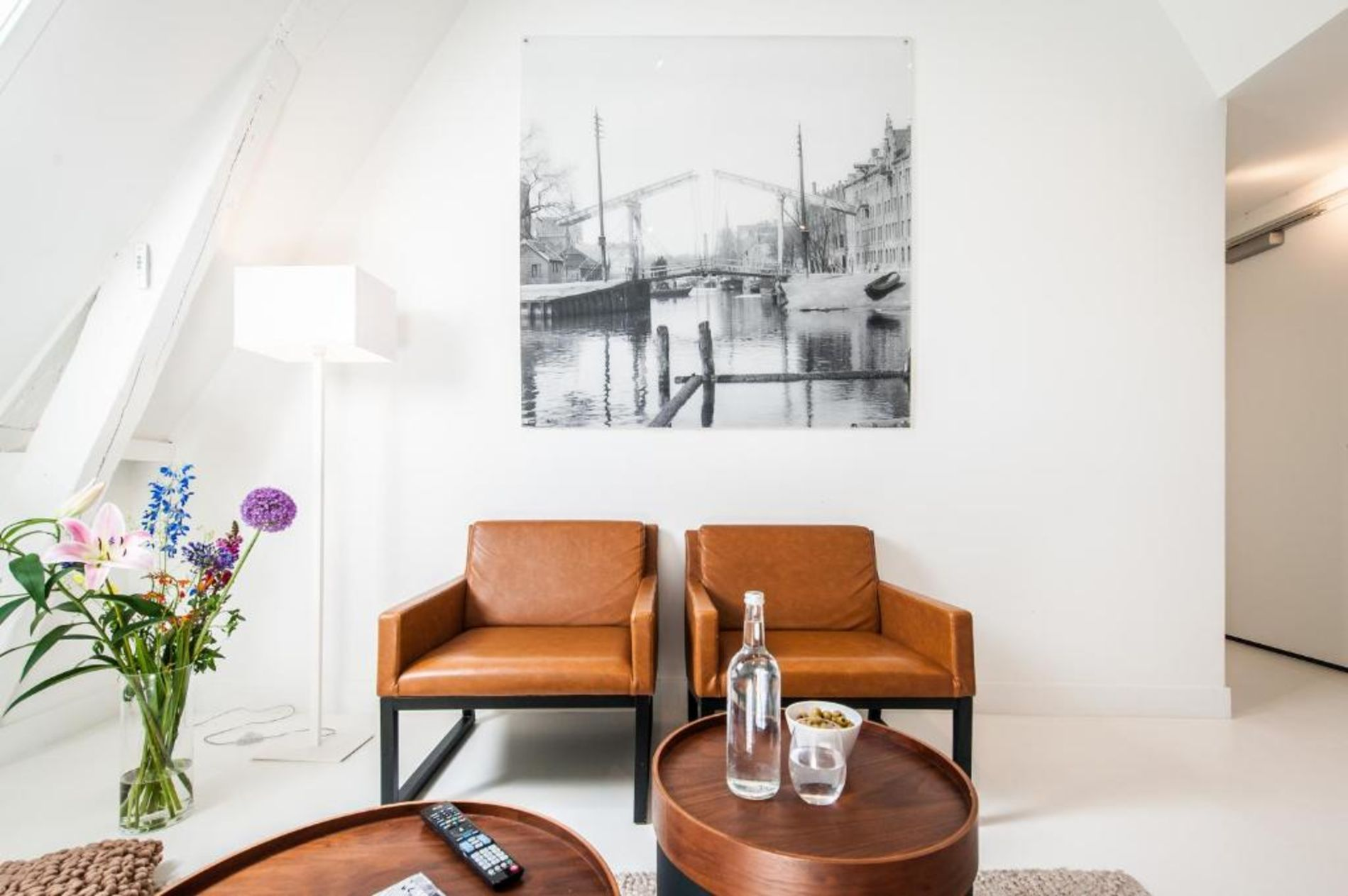 Serviced apartment in Amsterdam suitable for long stays