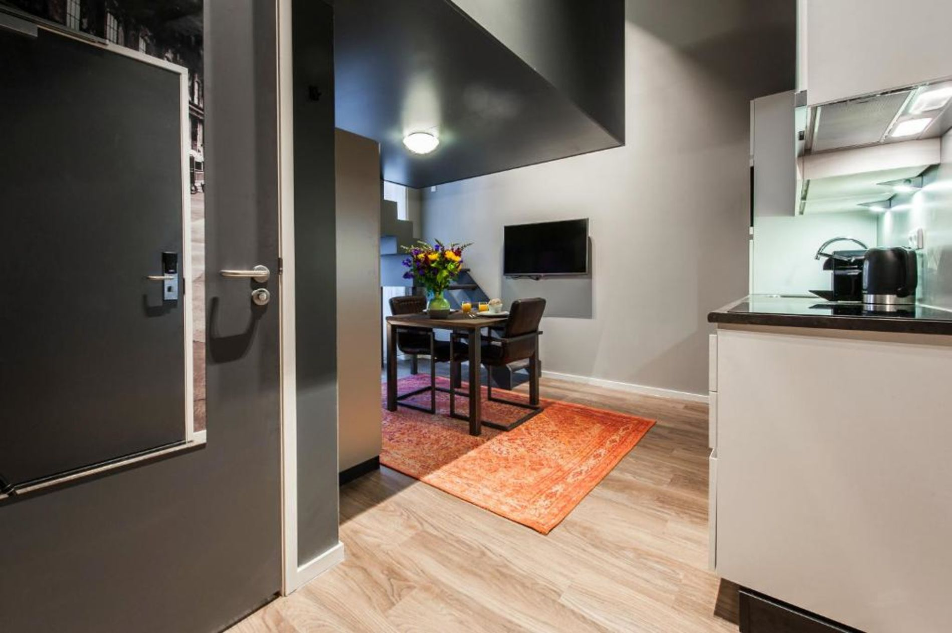 Long stay serviced apartment in Amsterdam