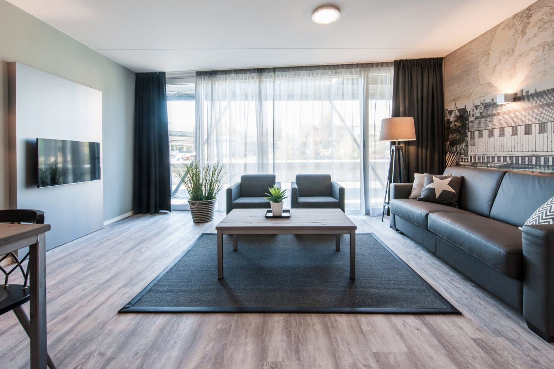 Family-friendly Serviced apartment in Amsterdam perfect for long stays of over 6 months