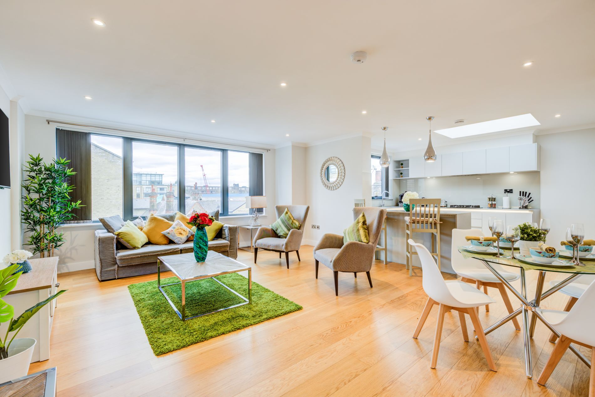 London luxury serviced apartment 2