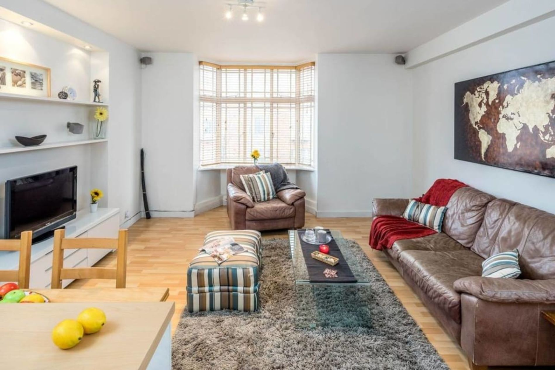 London luxury serviced apartment 1