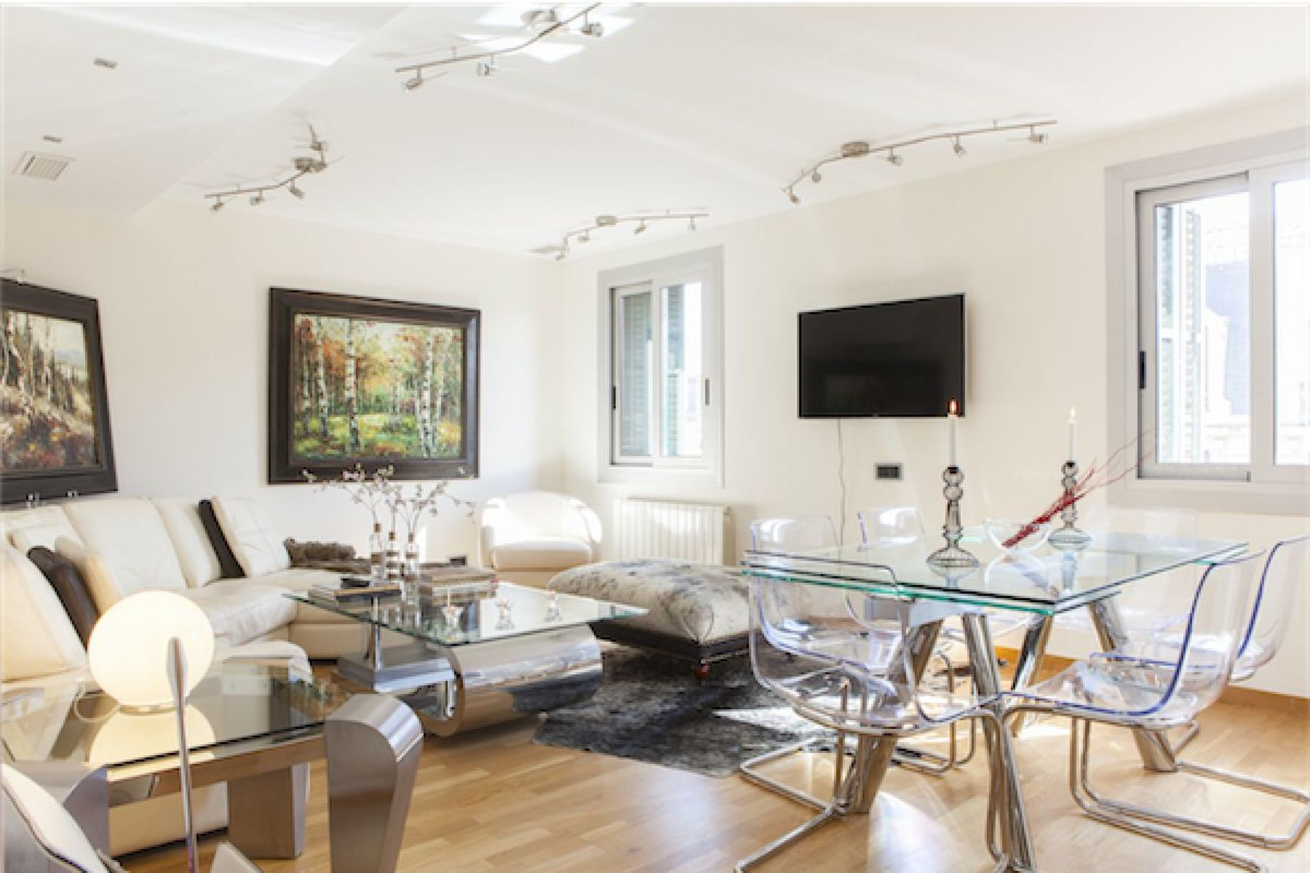 Affordable luxury apartment near Barcelona Gracia