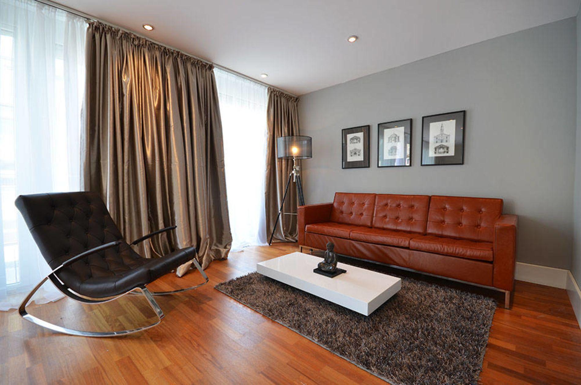 Luxury serviced apartment in Frankfurt 4