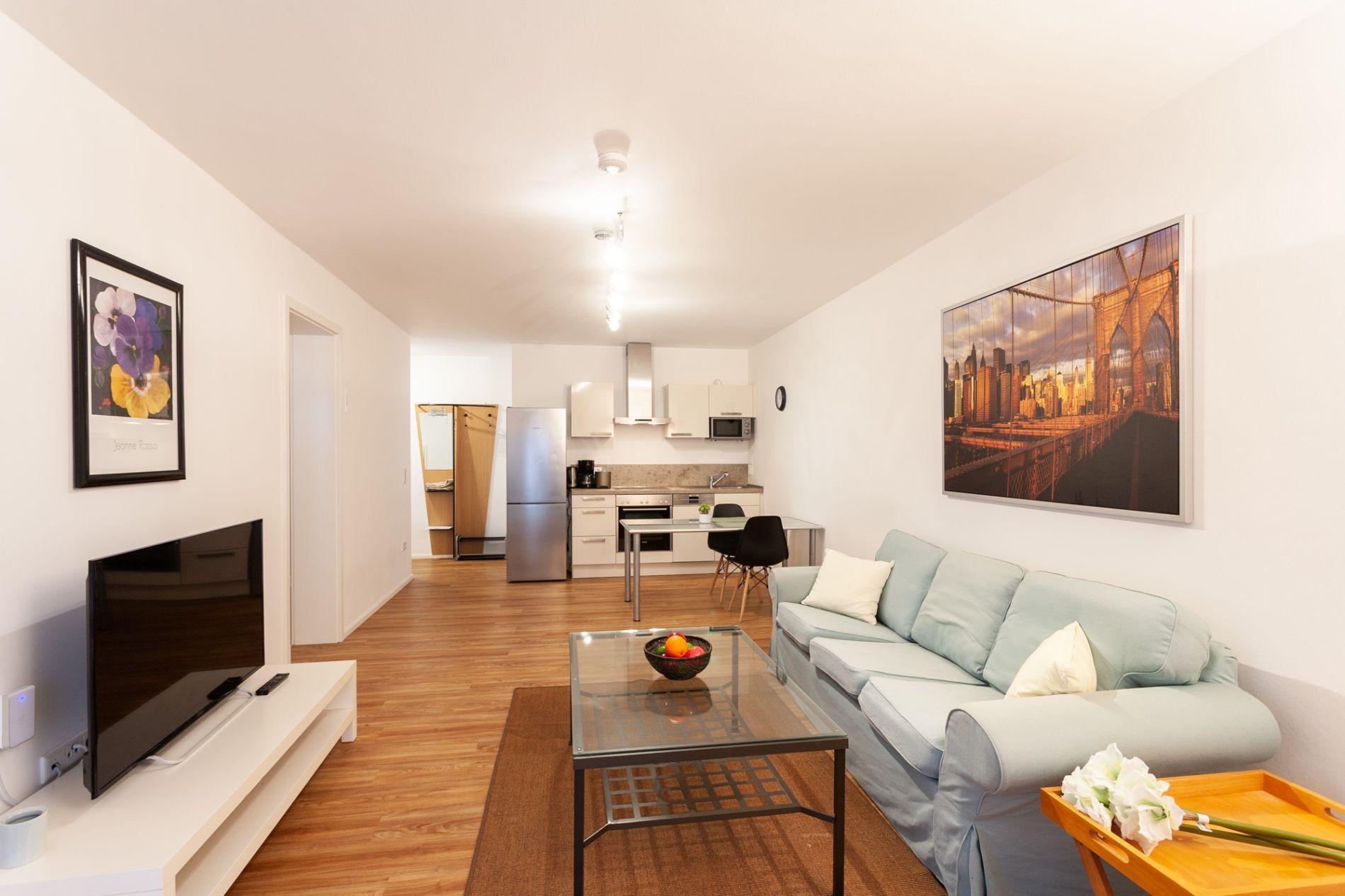 Luxury serviced apartment in Frankfurt 6
