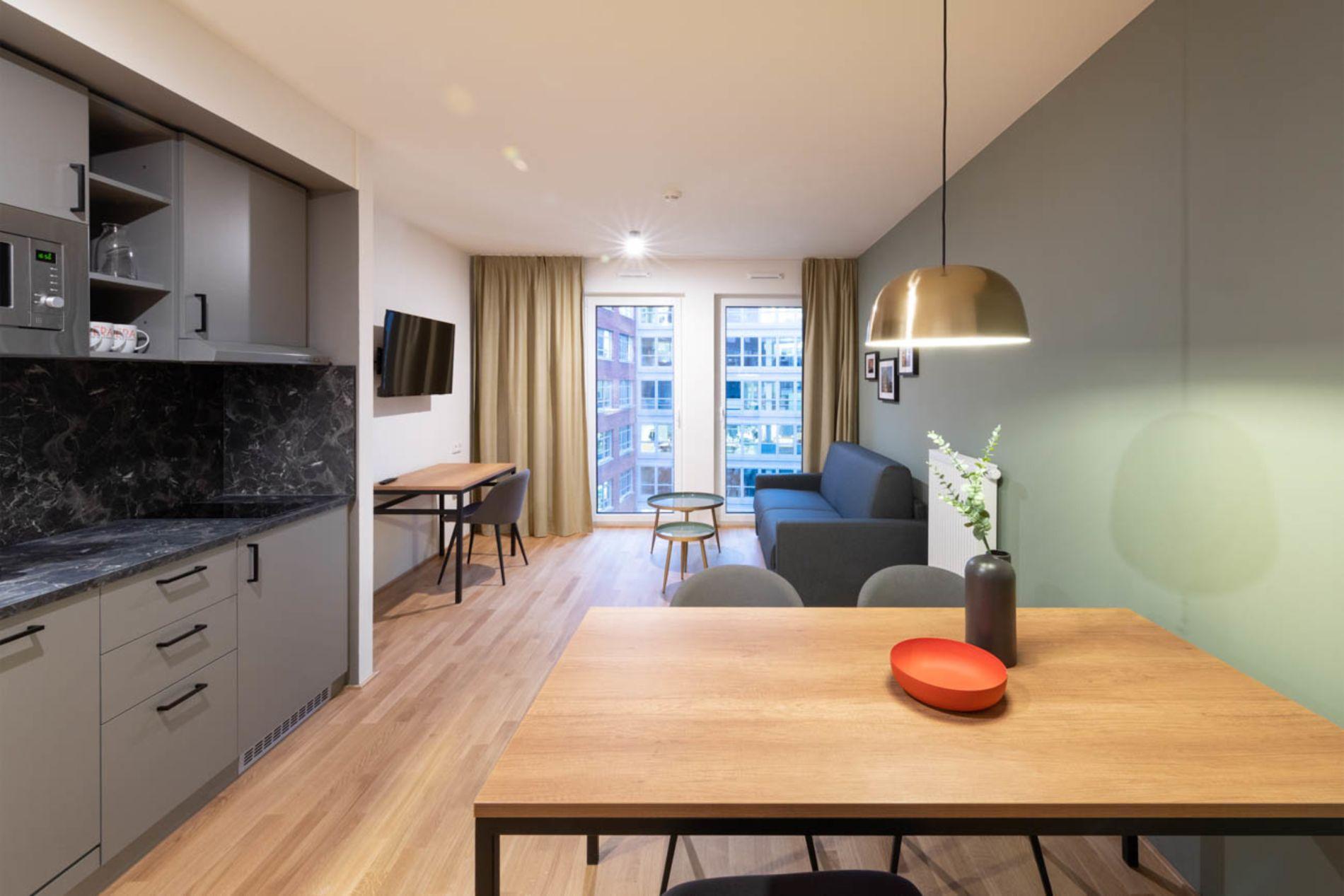 Pet-friendly apartment in Frankfurt 5
