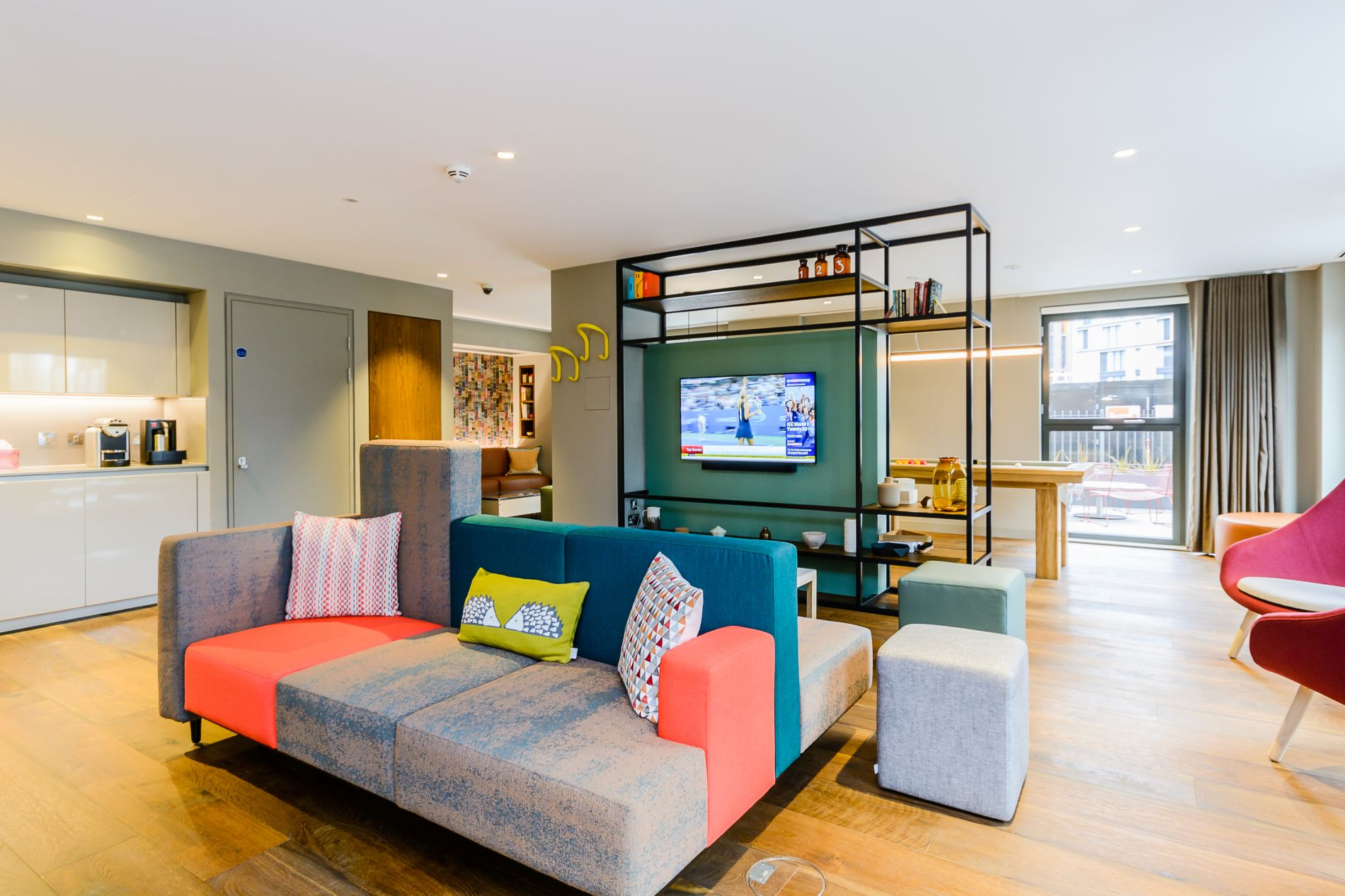 Serviced rental in Wembley, London