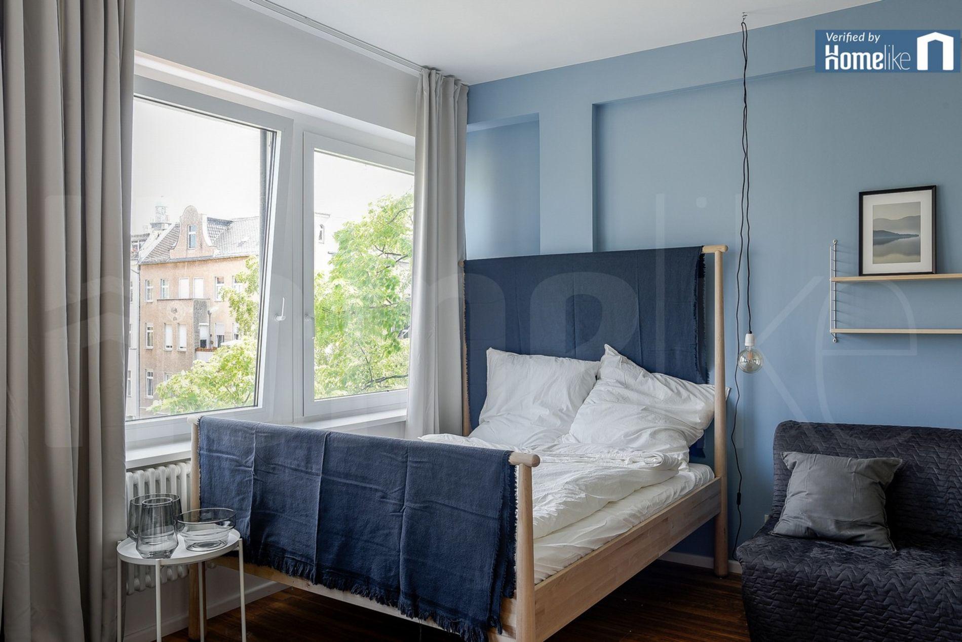 Studio apartment for rent in