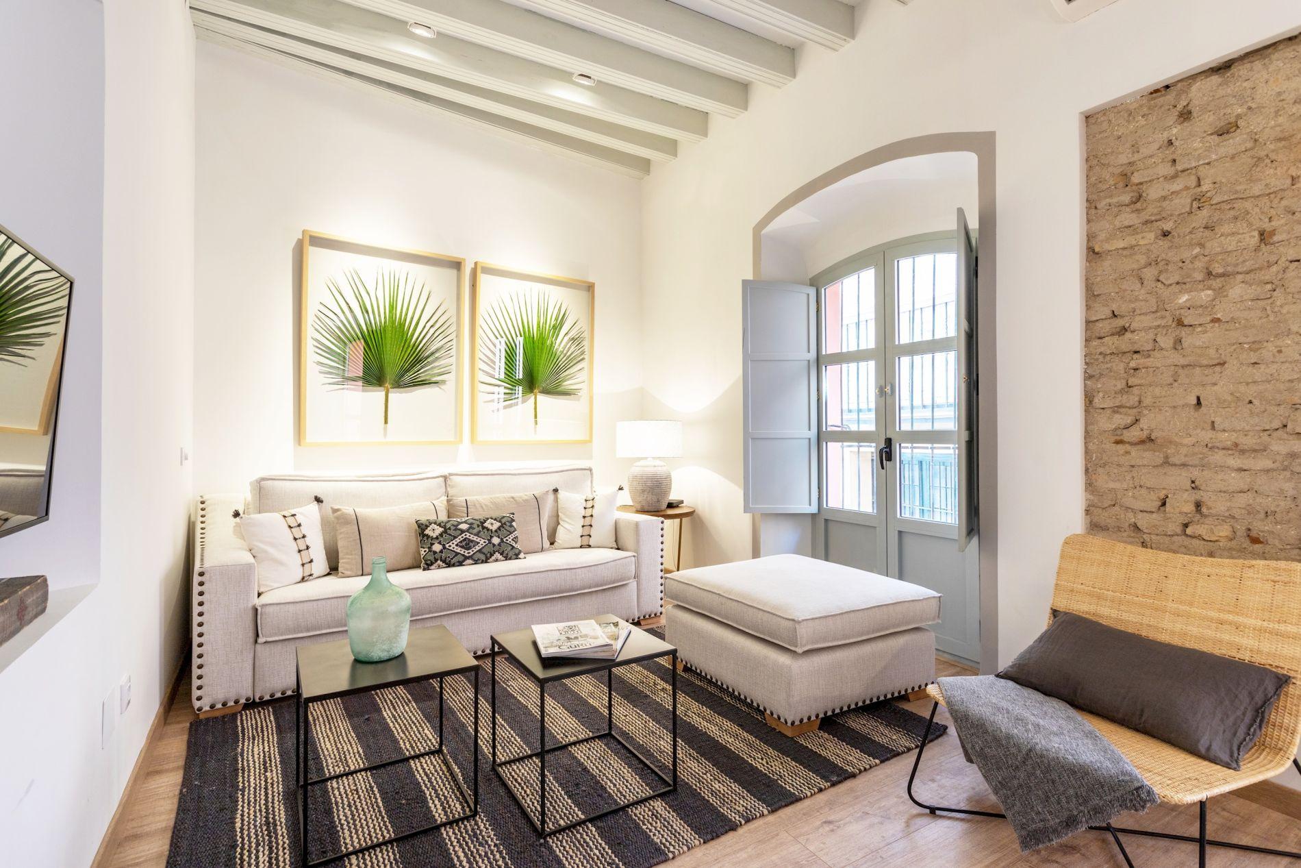 Apartment in Seville Santa Cruz neighborhood