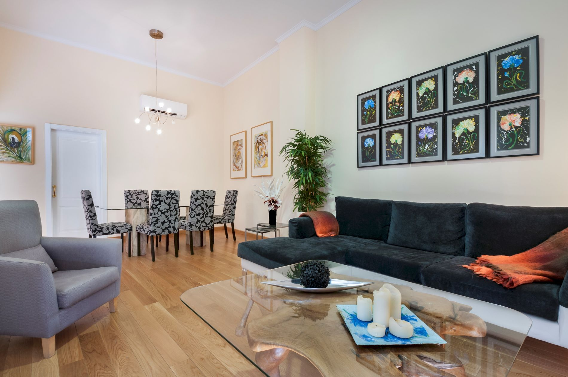 Apartment rental in Seville perfect for short stays