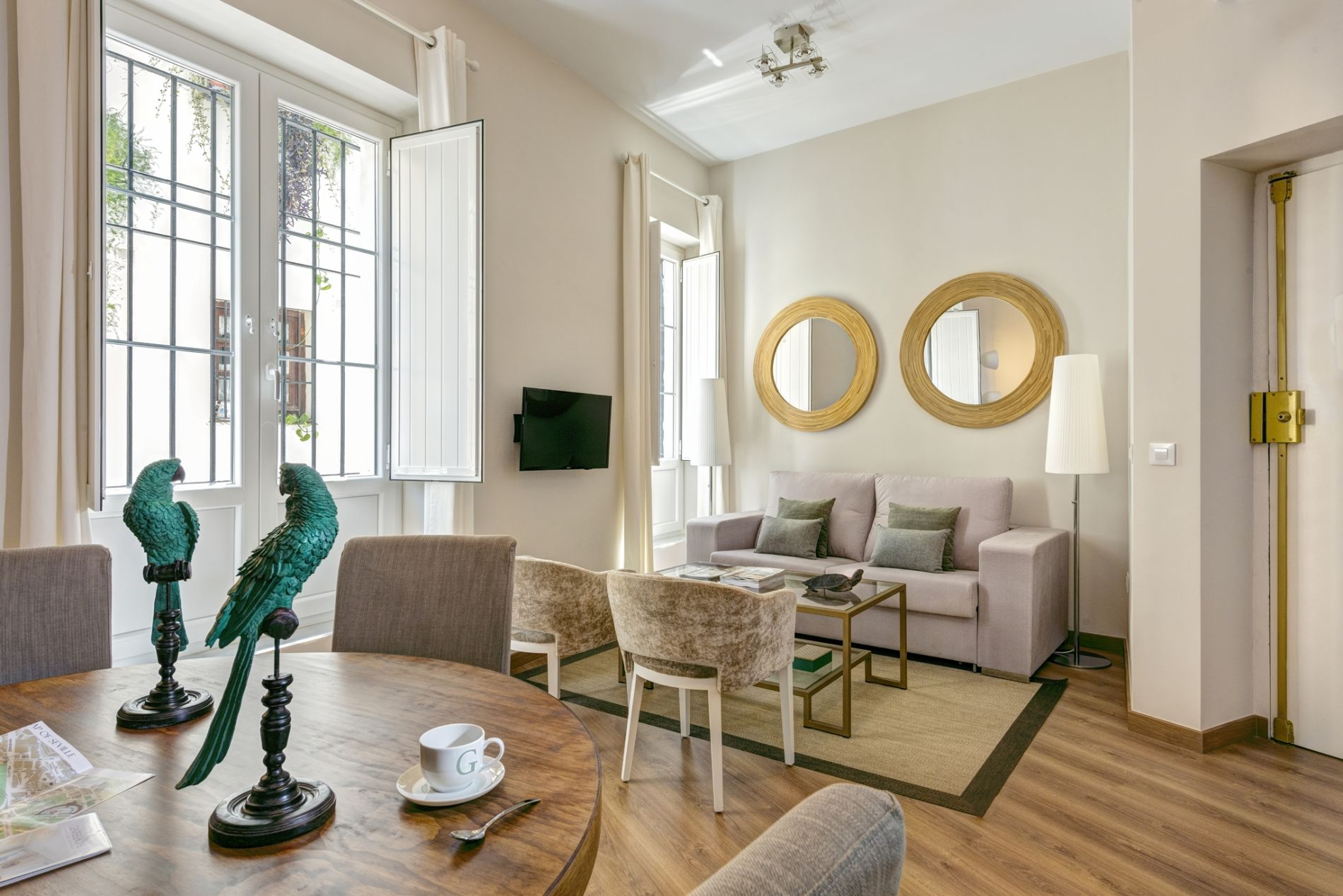 Apartment in Seville beautifully renovated and ideal for families with children