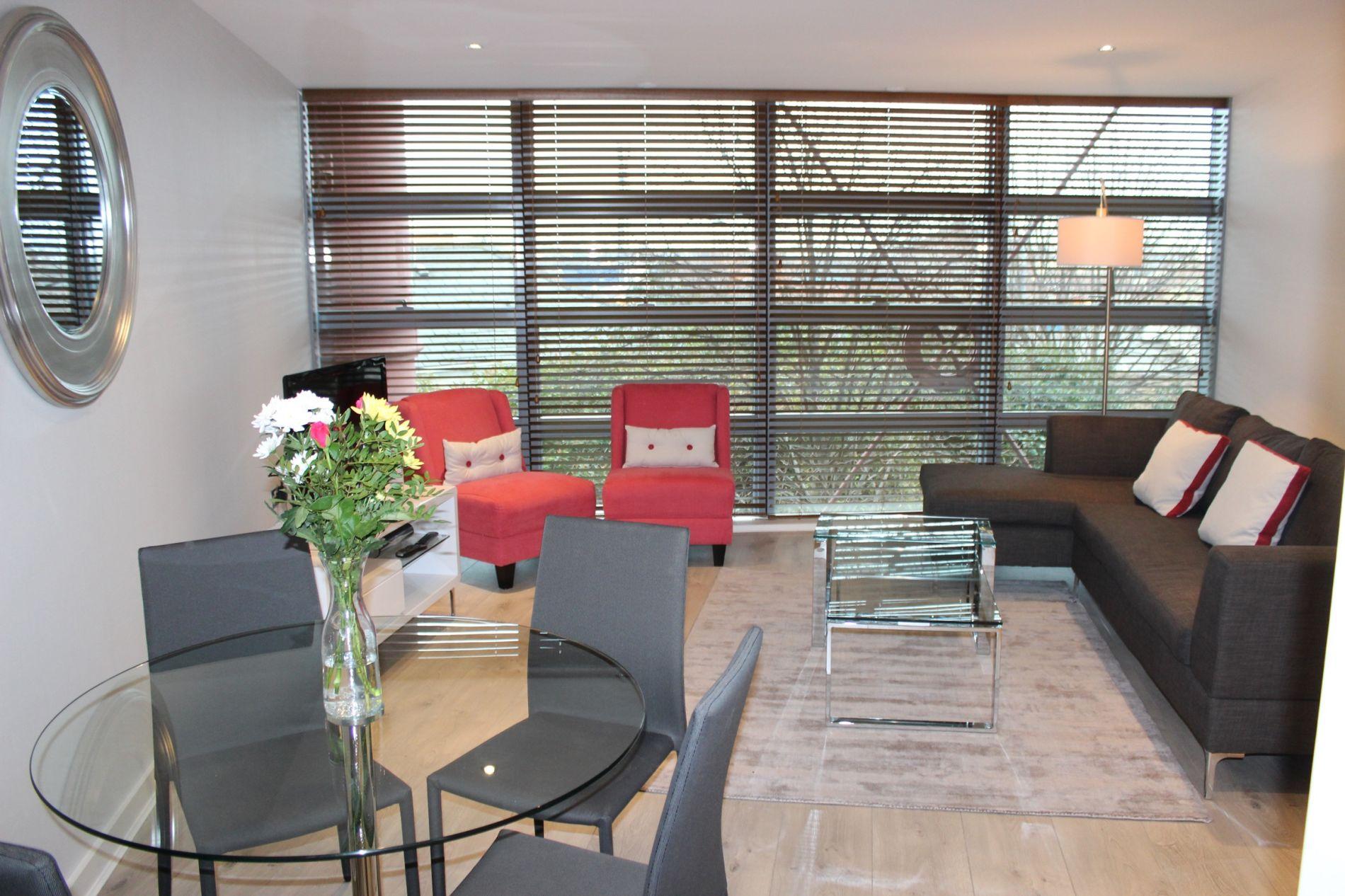 Serviced apartment in Dublin near Grand Canal