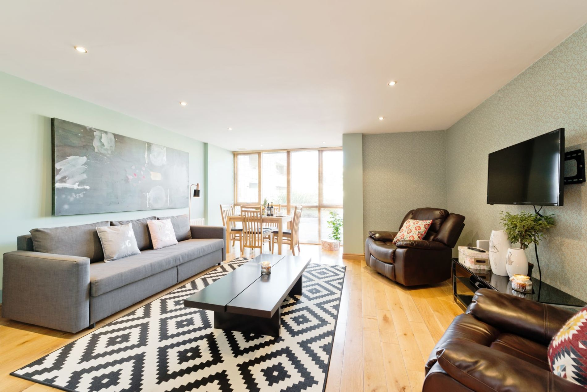 1 Bedroom Serviced Apartment in Dublin idea for families with kids