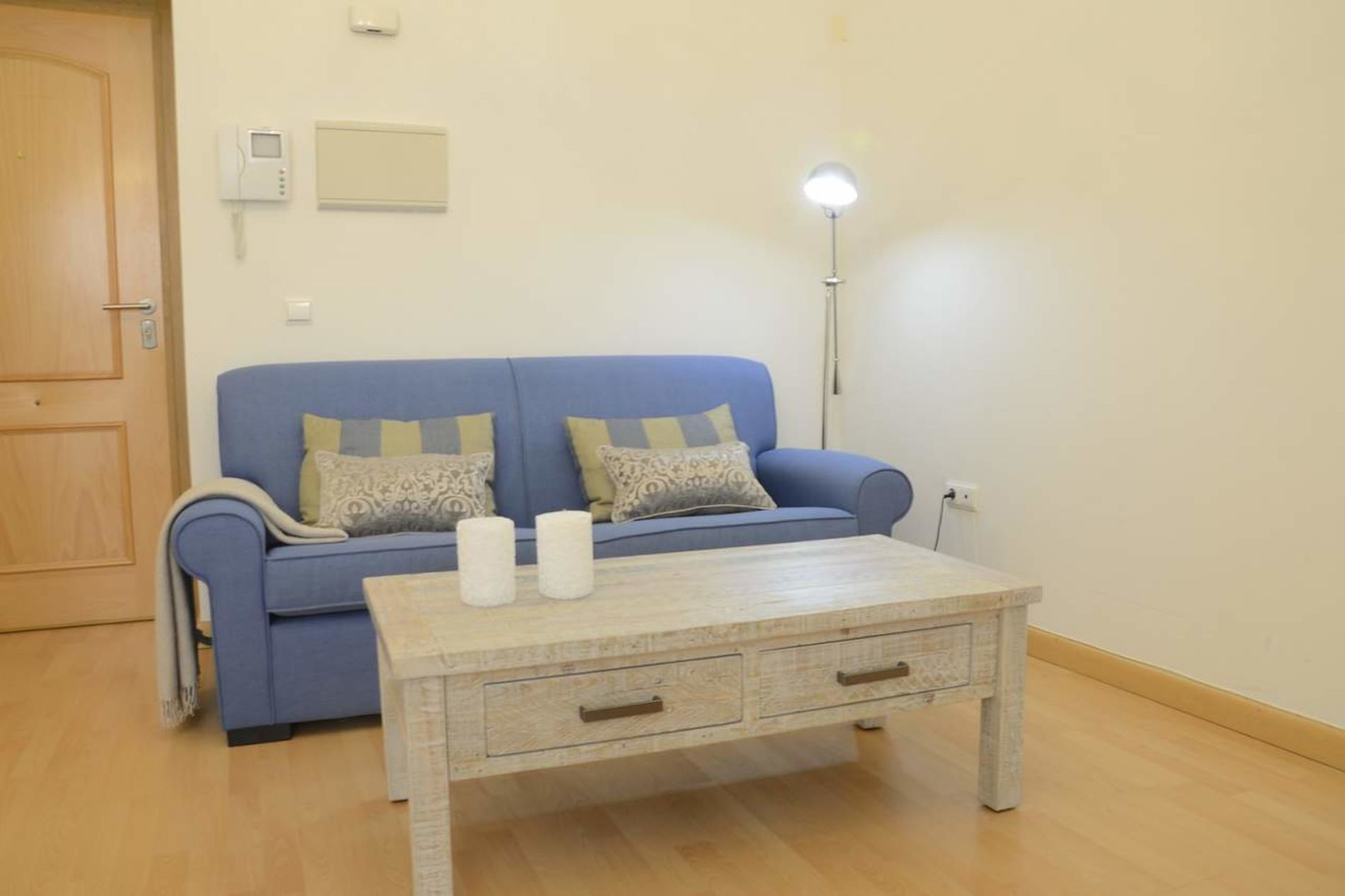 Furnished long term rental in the historic center of Malaga