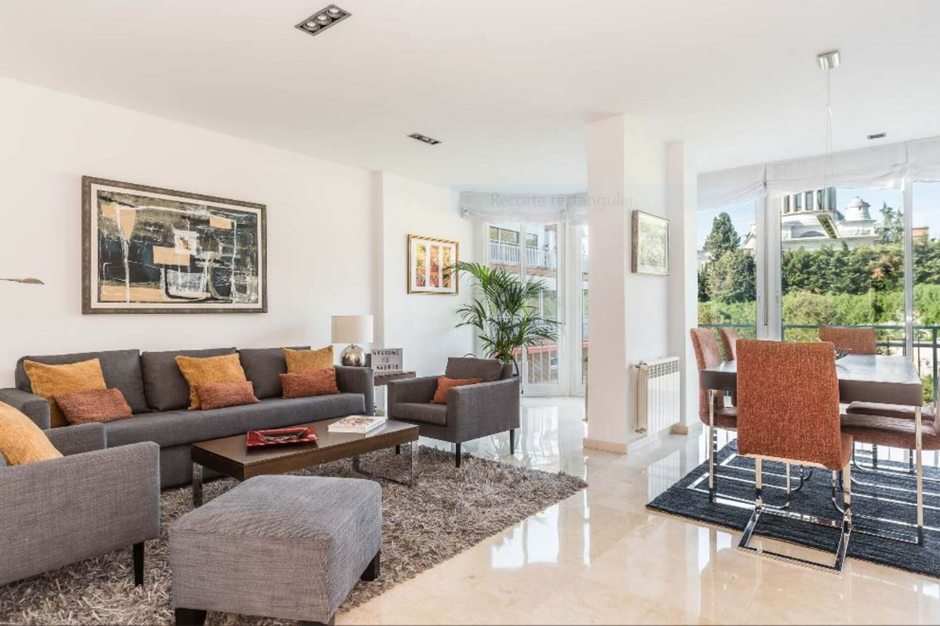 Serviced accommodation in Retiro Park Madrid with instant booking option