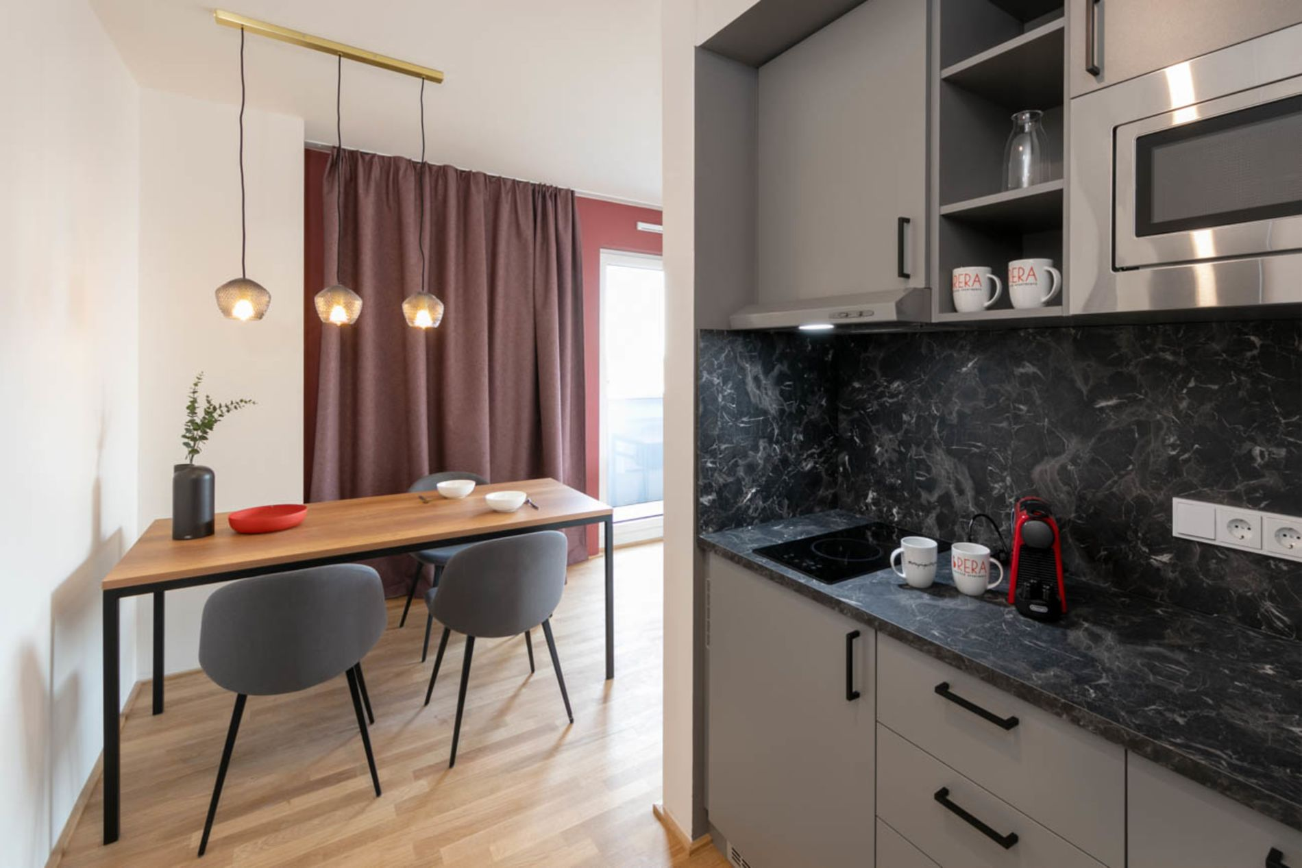 Long stay serviced apartment in Frankfurt 1
