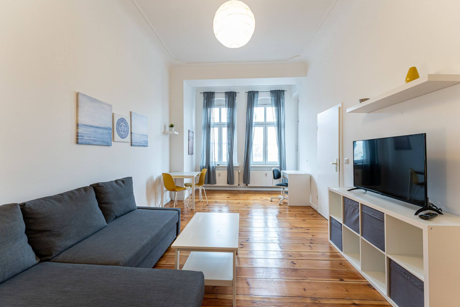 Serviced apartment for rent in Prenzlauer Berg, Berlin for long term stays