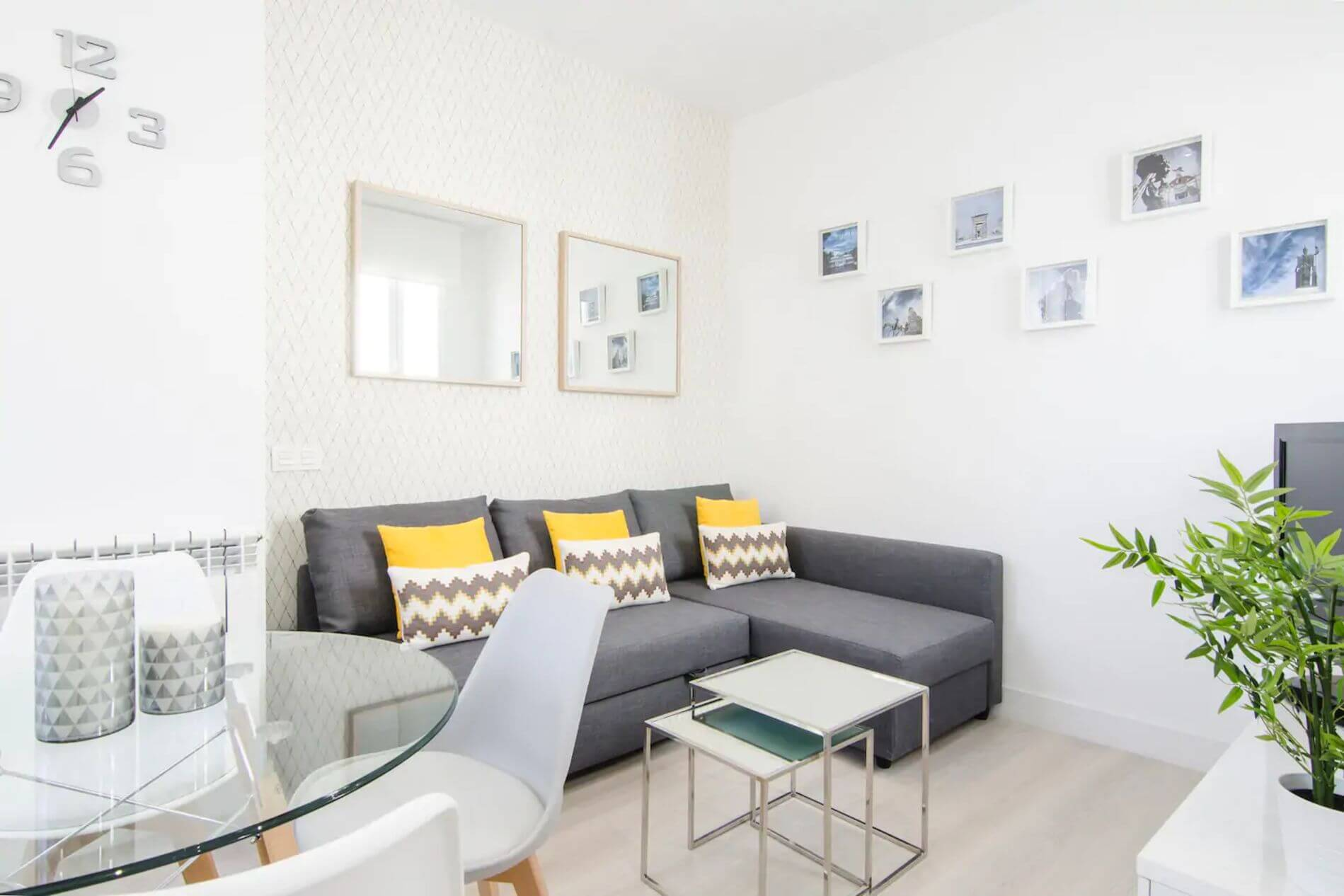 Long term serviced apartment in Madrid 1