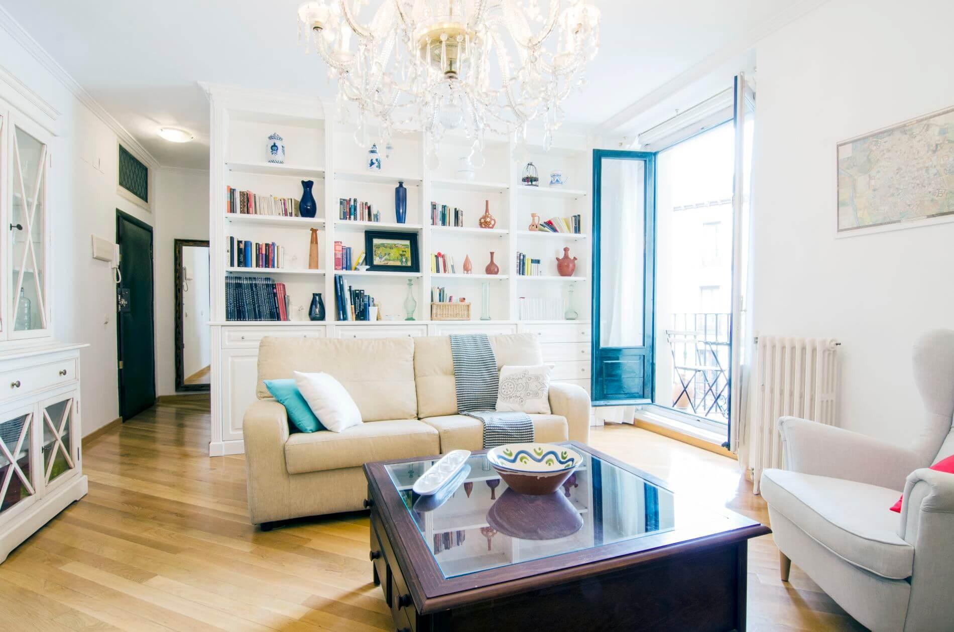 Long term serviced accommodationin Plaza Mayor, Madrid