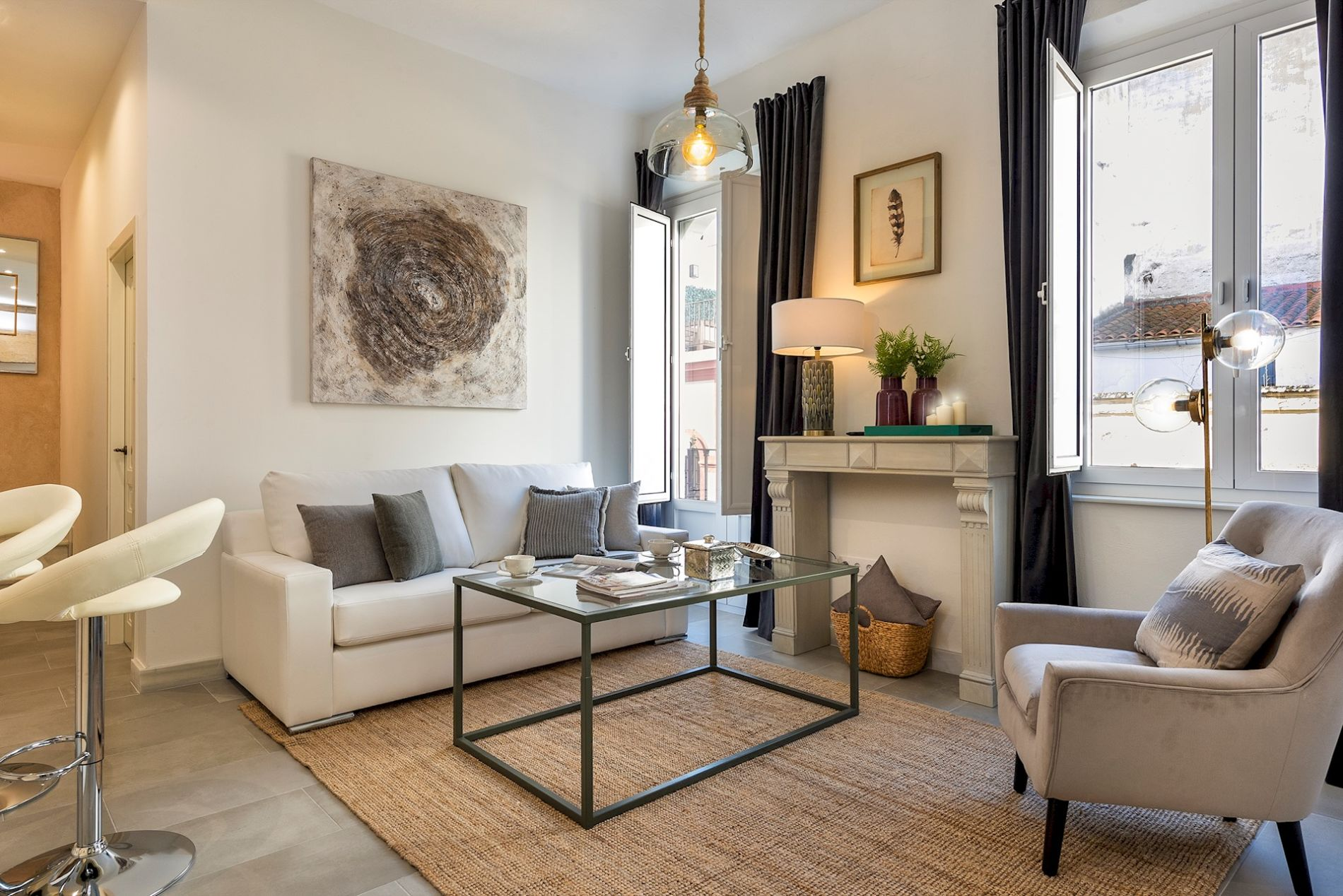 Brand new 3 bed apartment in Seville that accepts pets