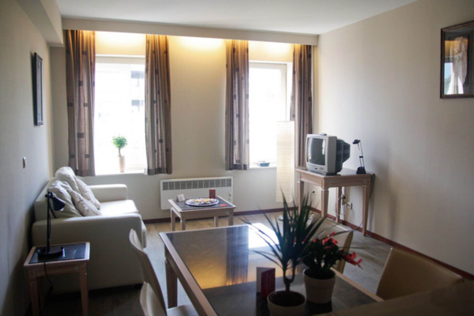 One bedroom apartment in Antwerp with everything you need