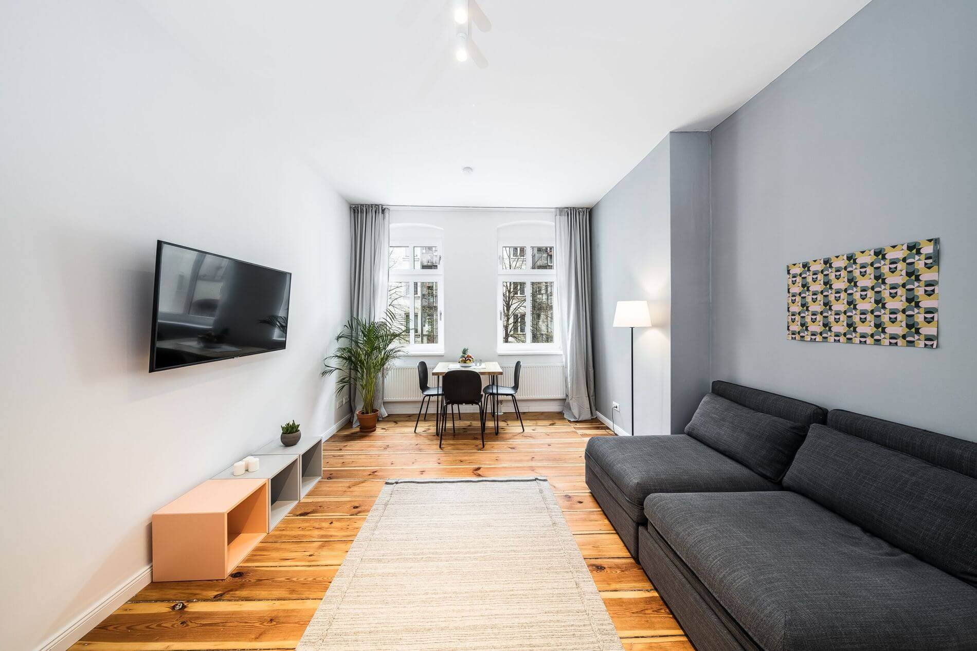 Pet-friendly serviced apartment in Berlin