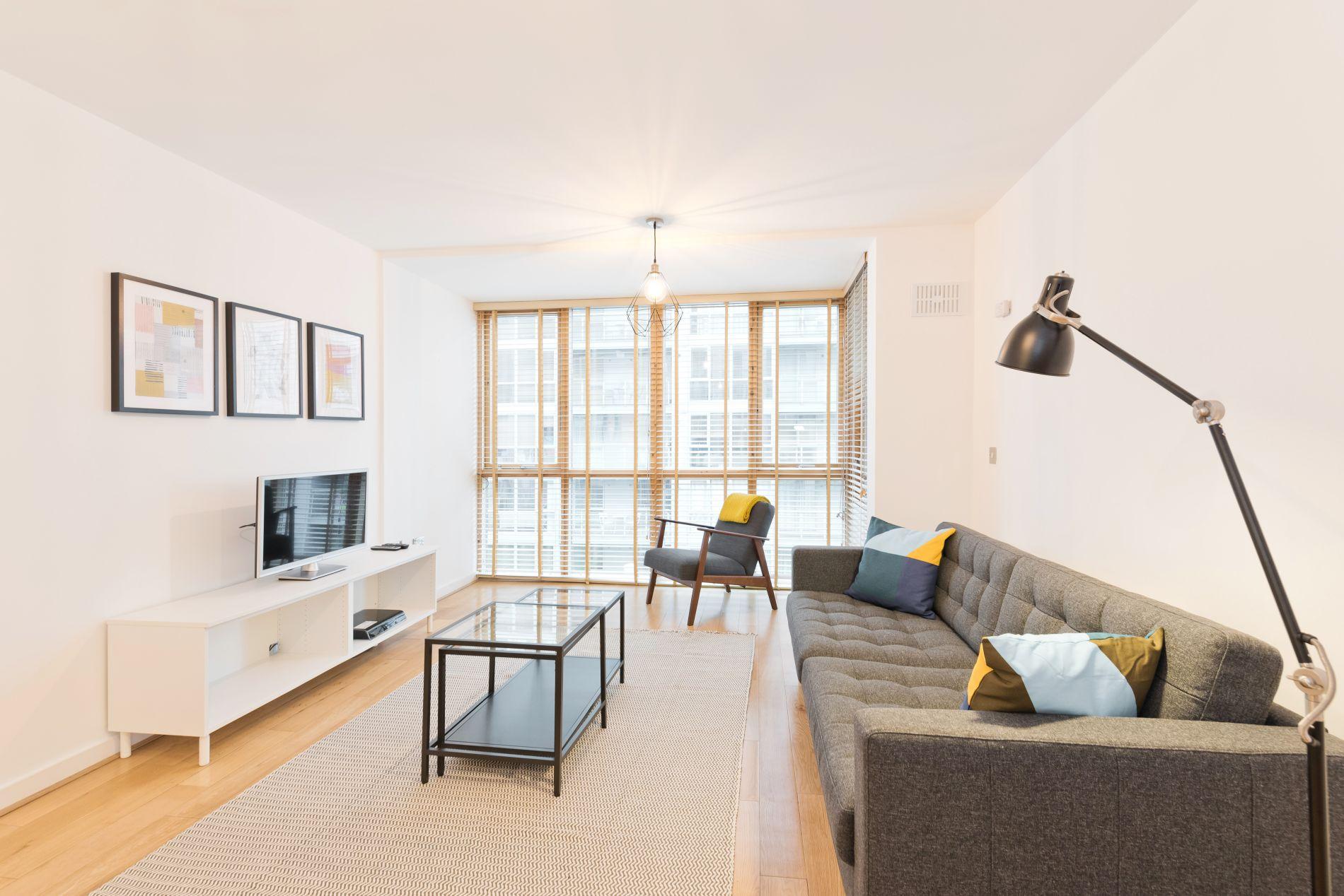 Pet-friendly serviced apartment in Dublin 4