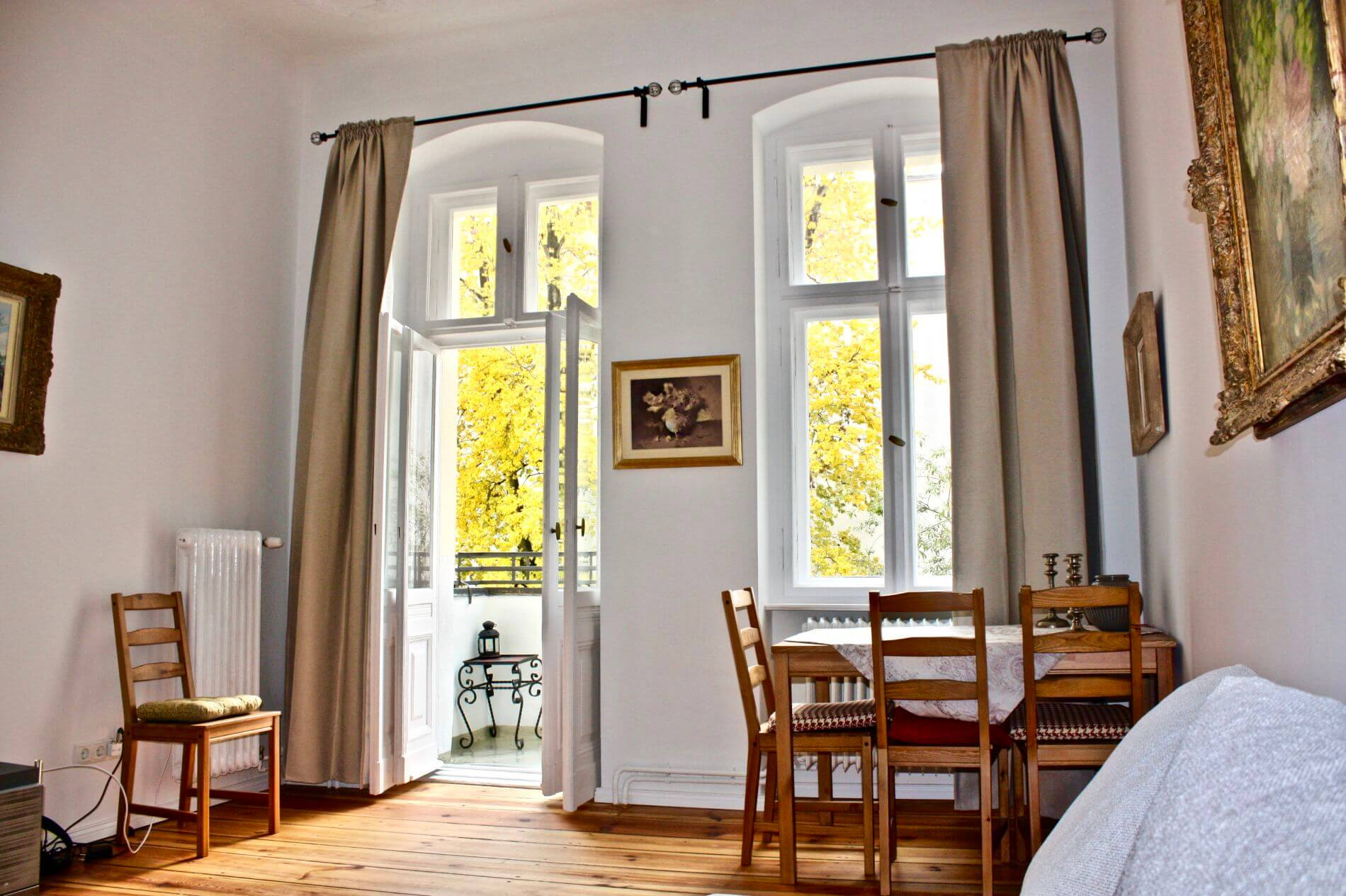 Serviced apartment in Berlin with gym 3