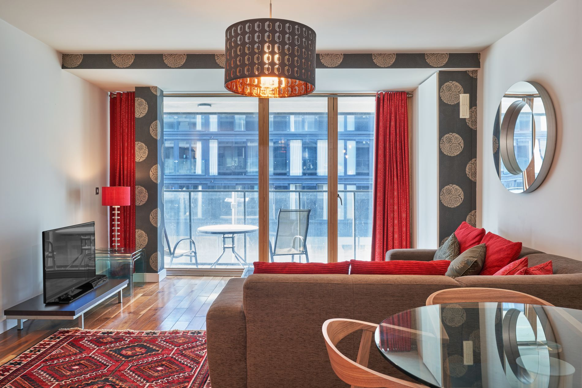 Stylish serviced apartment in Dublin with 2 bedrooms