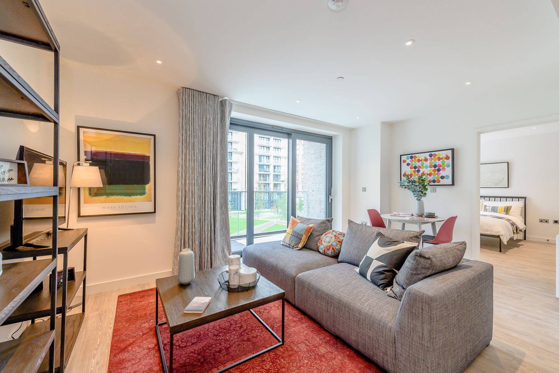 3 bedroom serviced apartment in Wembley, London for short stays