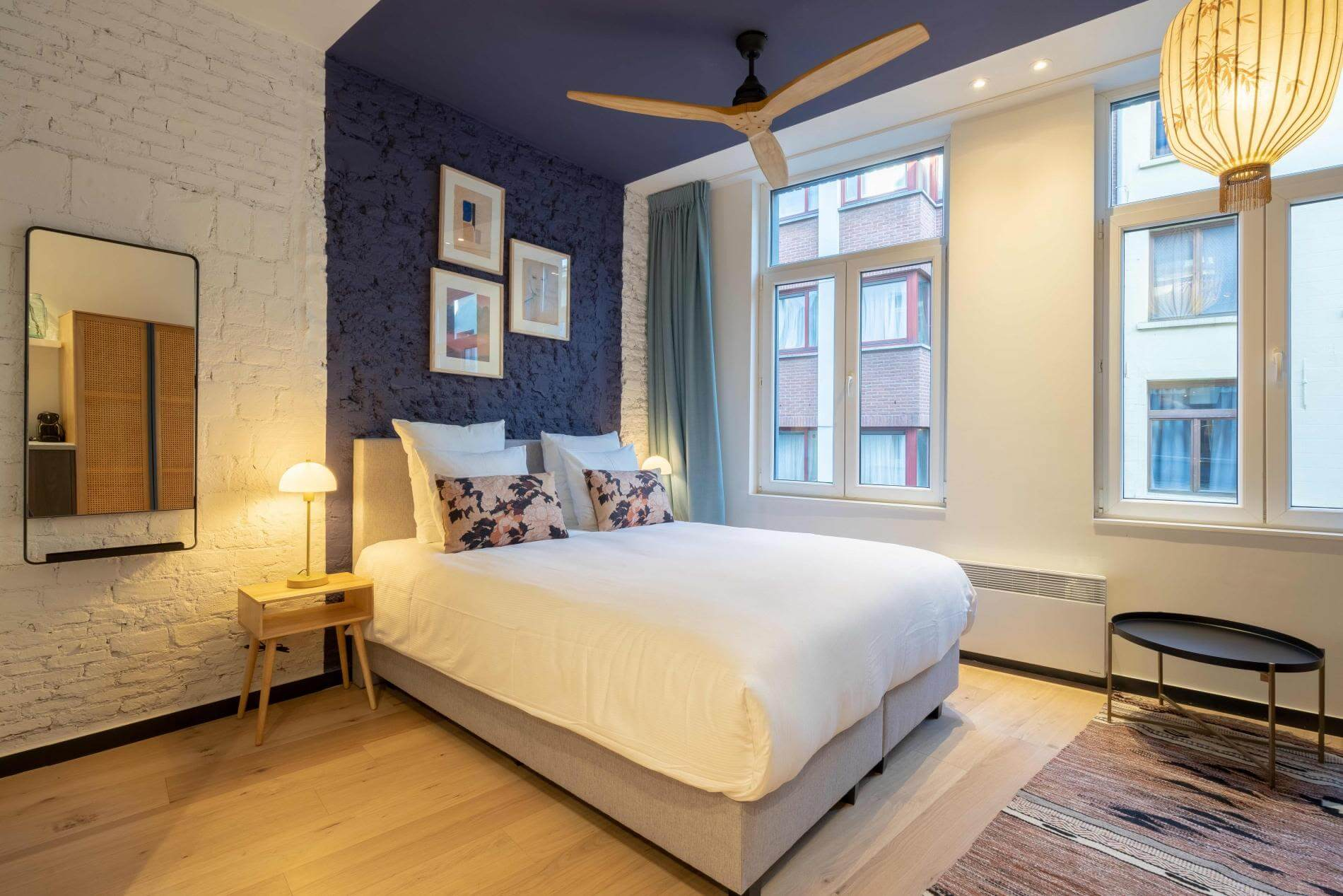 Studio accommodation in Antwerp for rent