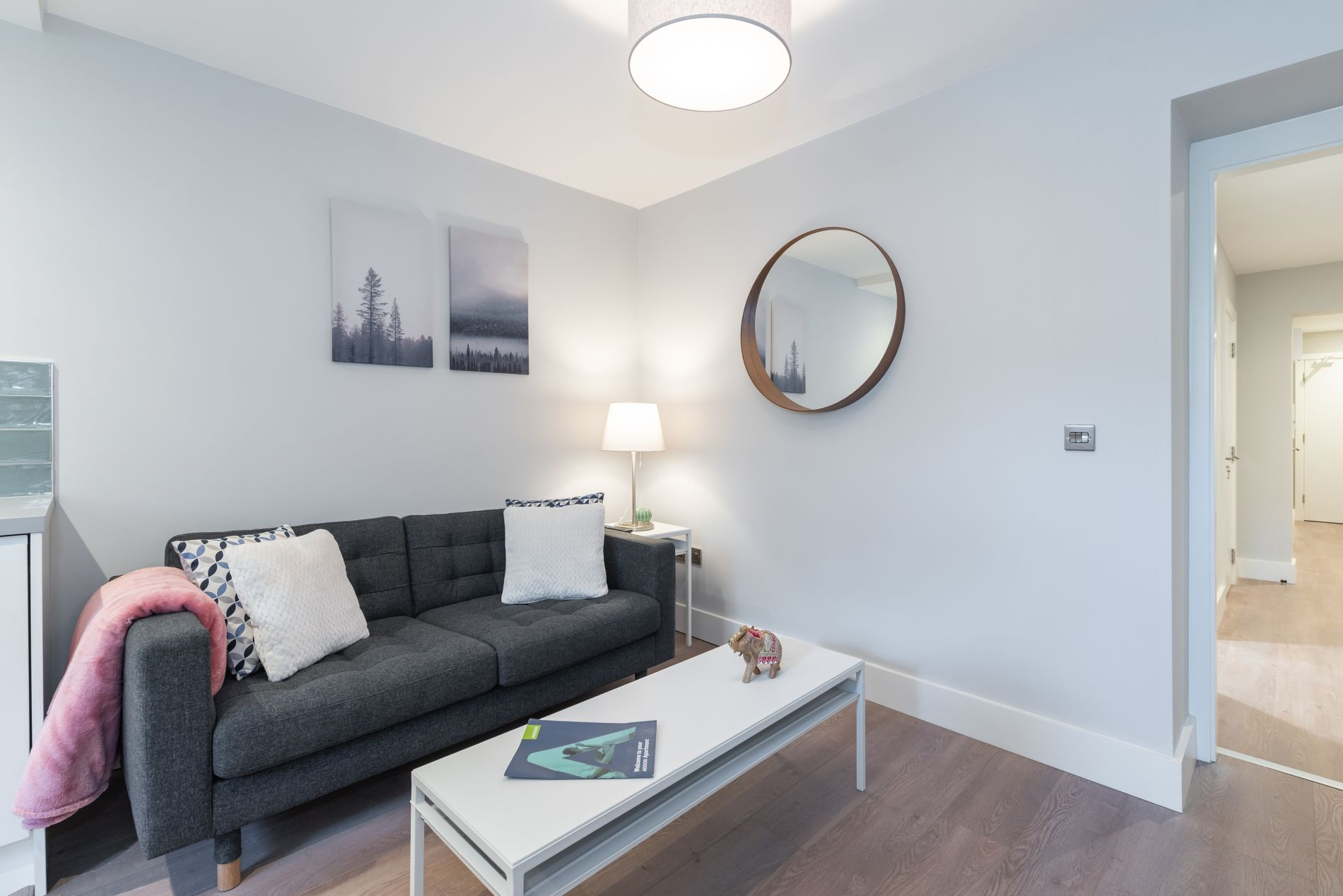 Brand New 1 Bed serviced apartment in Dublin 4