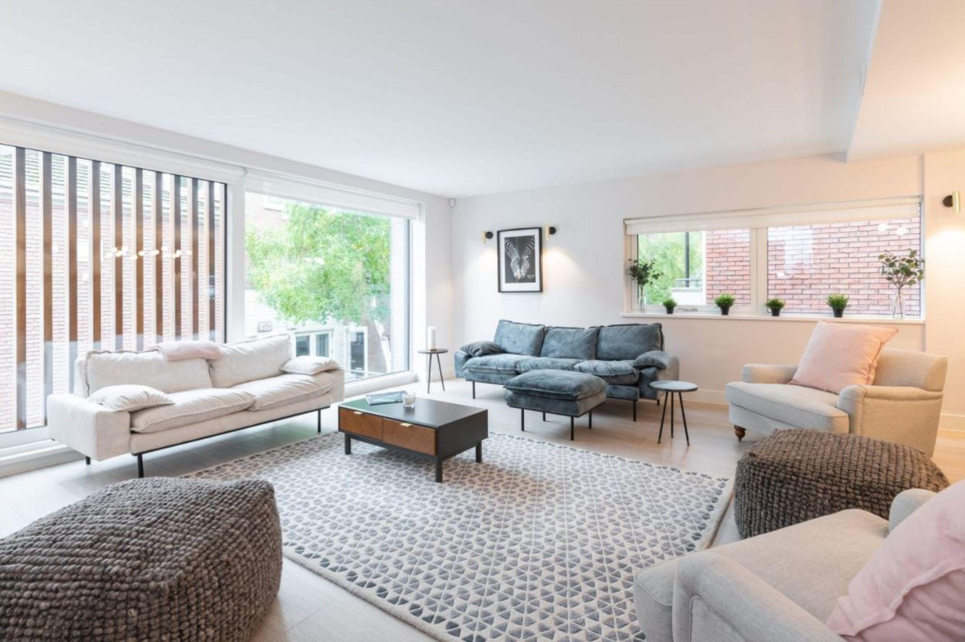 long term sericed apartment in Dublin 3
