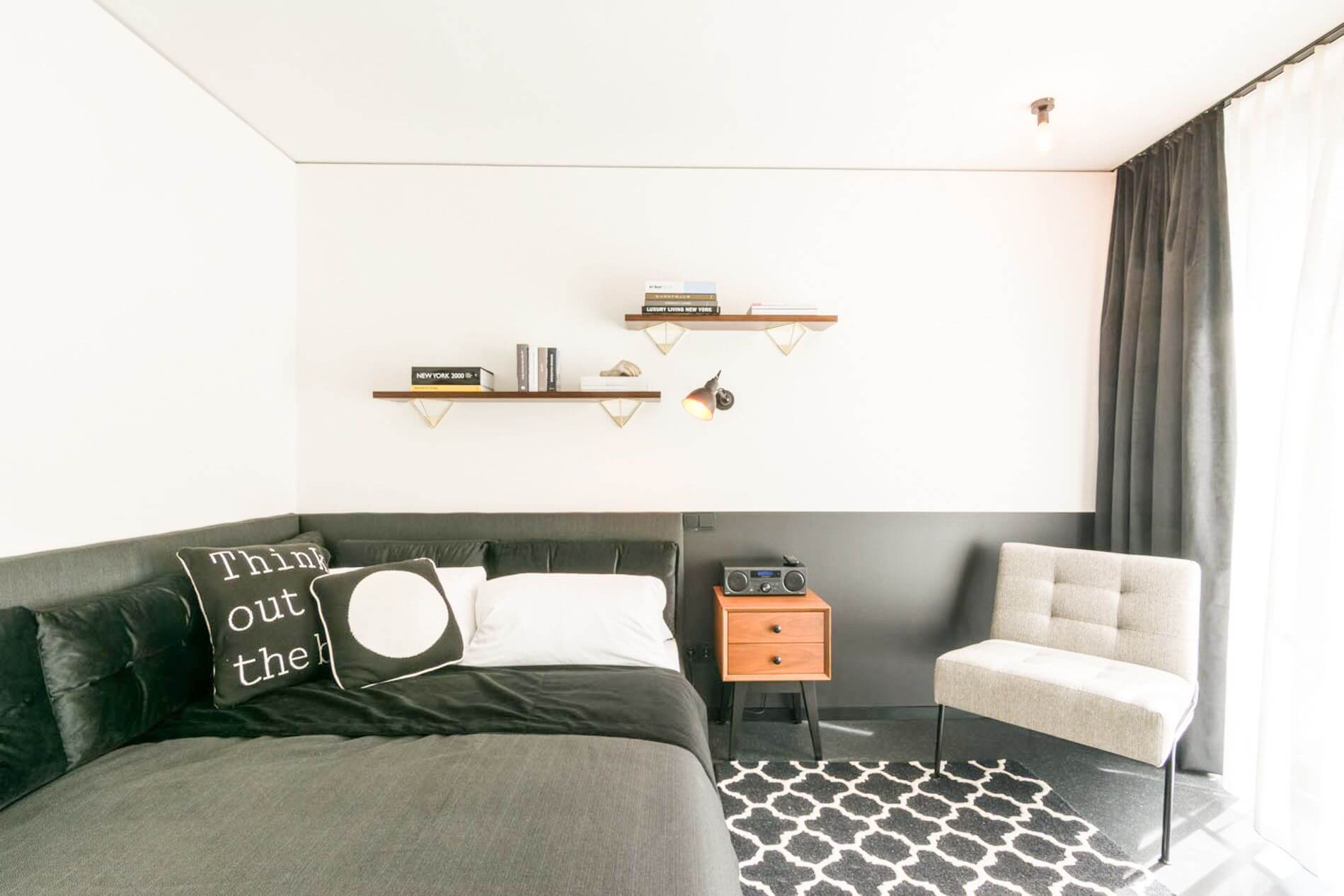 1 bedroom serviced apartment rental in Munich