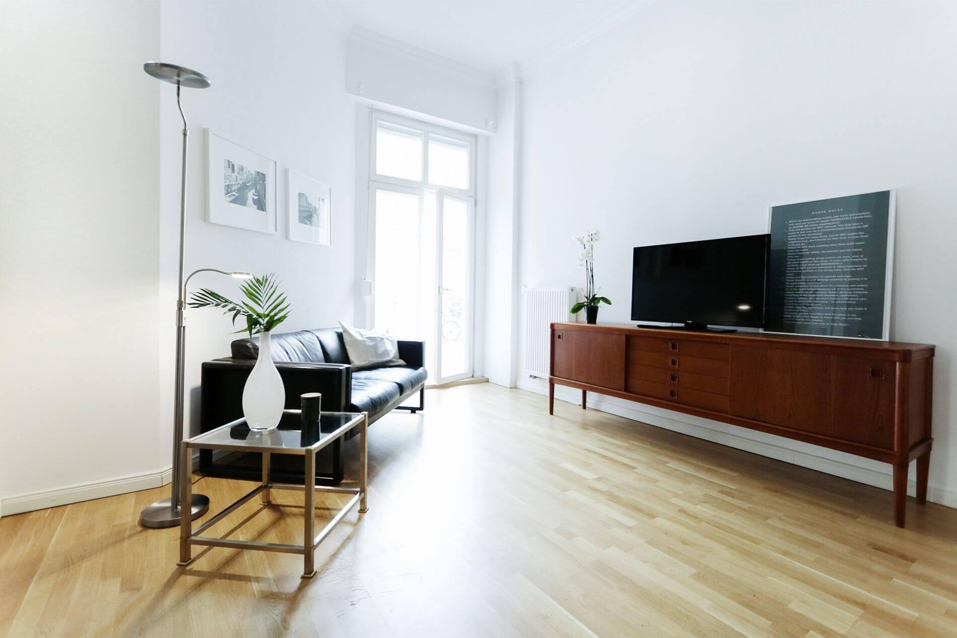 Furnished 2 bedroom apartment in Prenzlauer Berg, Berlin