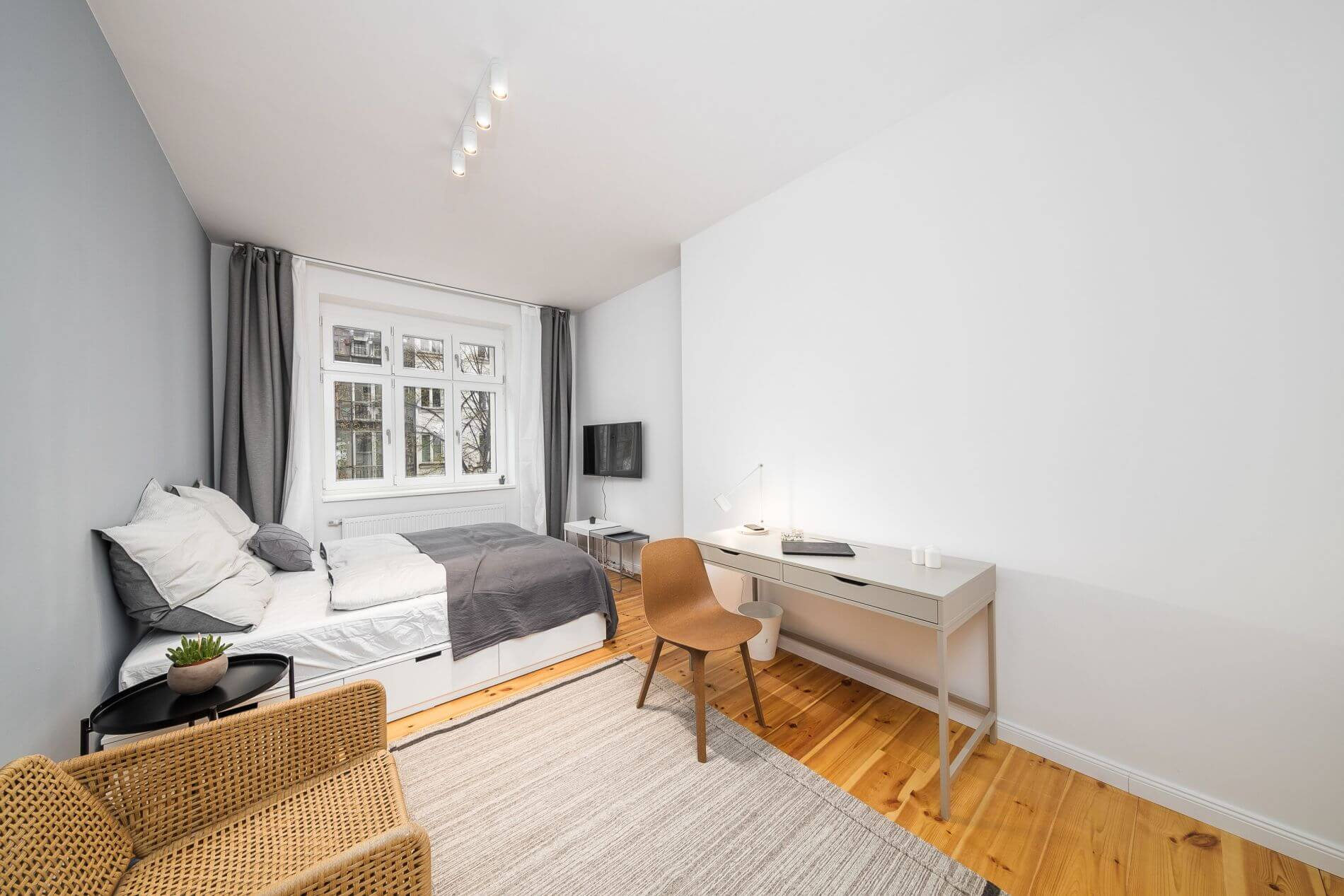 Family-friendly furnished apartment in Berlin 3