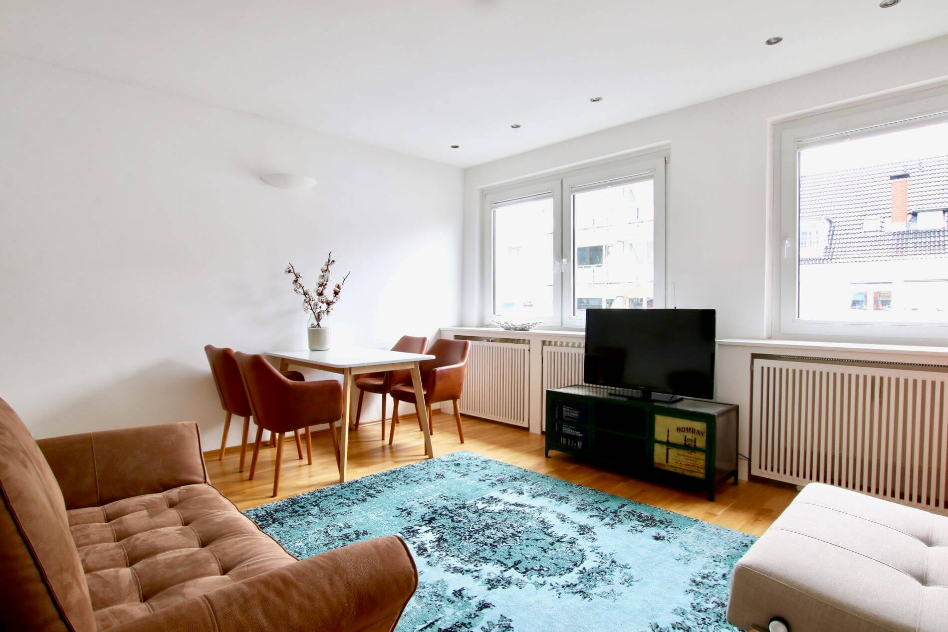 Furnished property for rent in a great location in Cologne