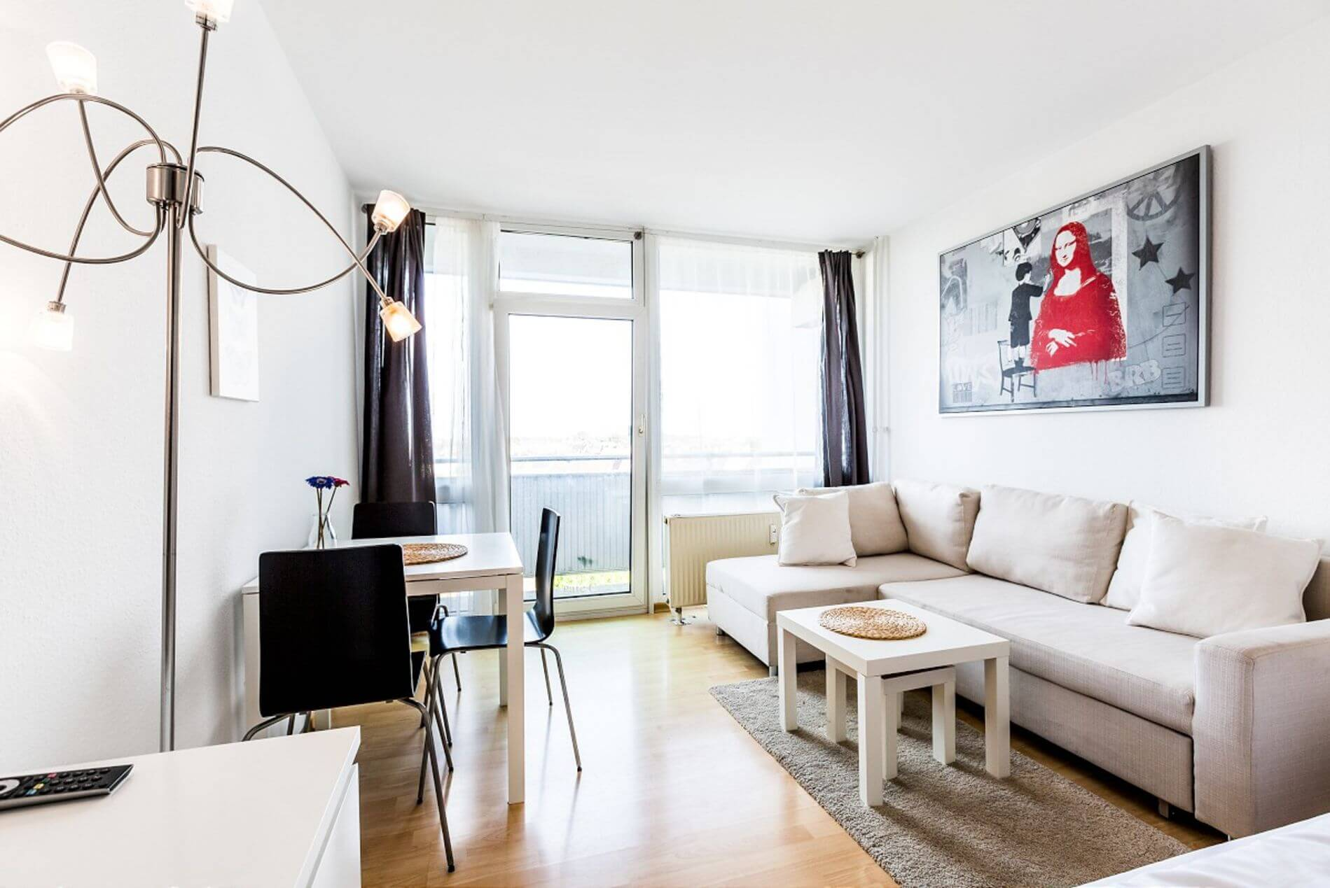 Temporary furnished accommodation in Cologne Deutz