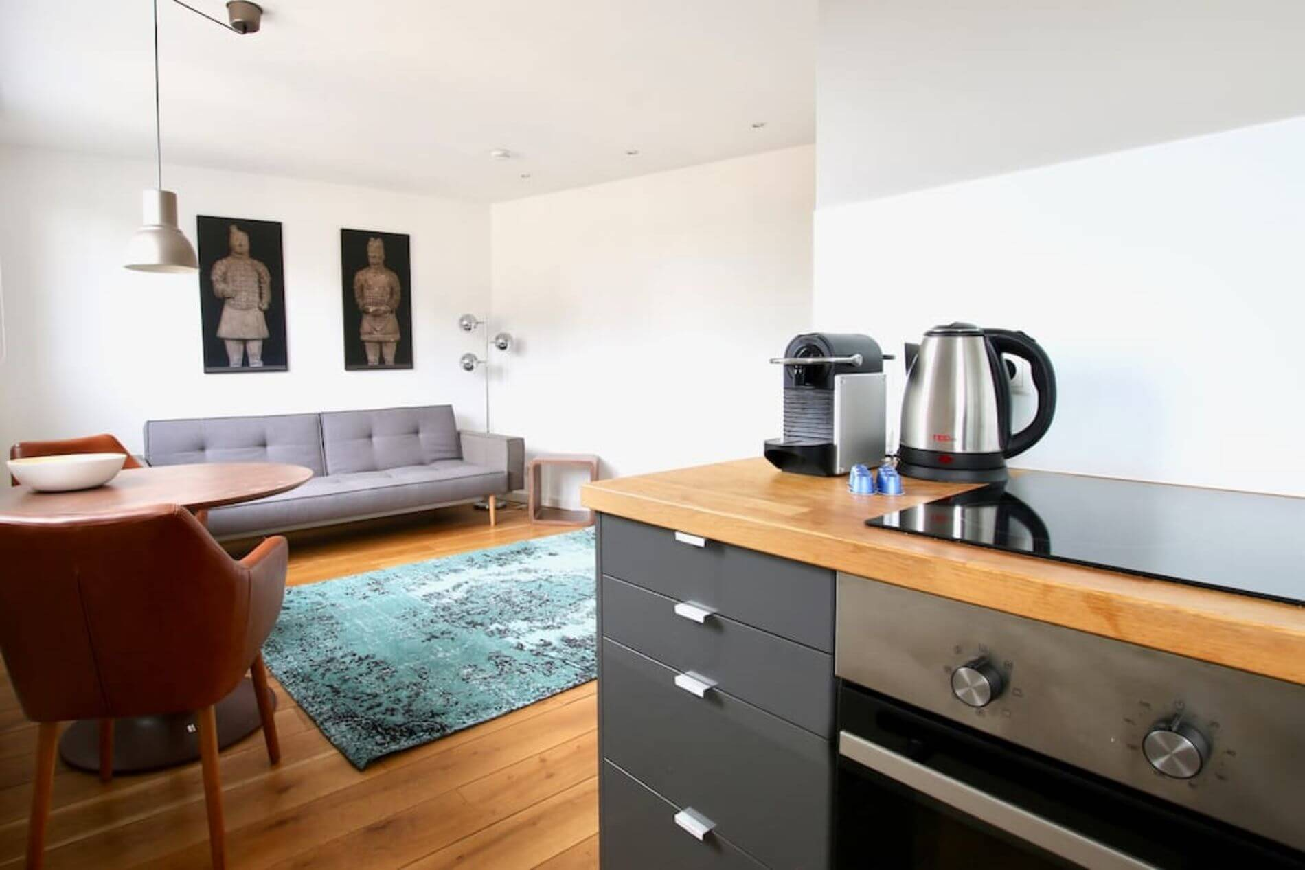 Attic flat for rent in Cologne
