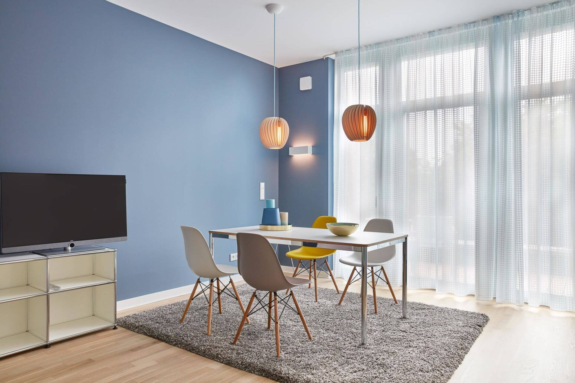 Furnished apartment in Berlin with Balcony