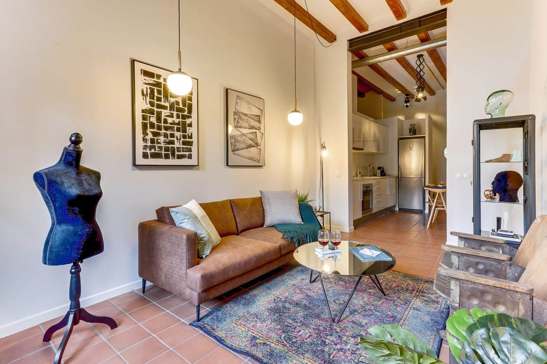 Furnished Apartments for Rent in Barcelona   Homelike