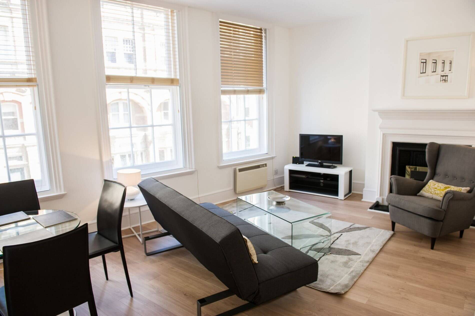 Furnished property for rent in London that allows pets
