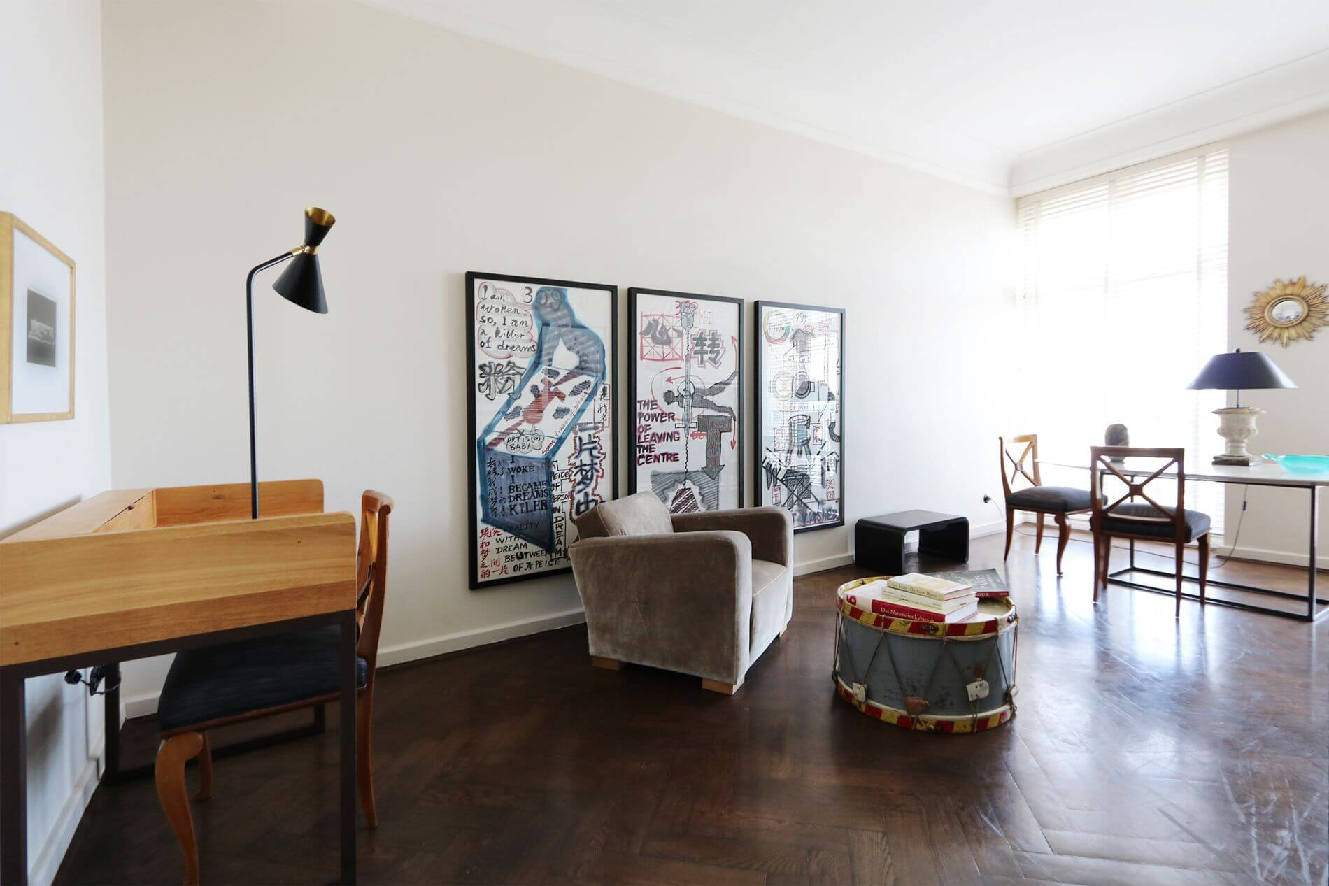 Fully furnished 1 bedroom apartment in Friedrichshain, Berlin
