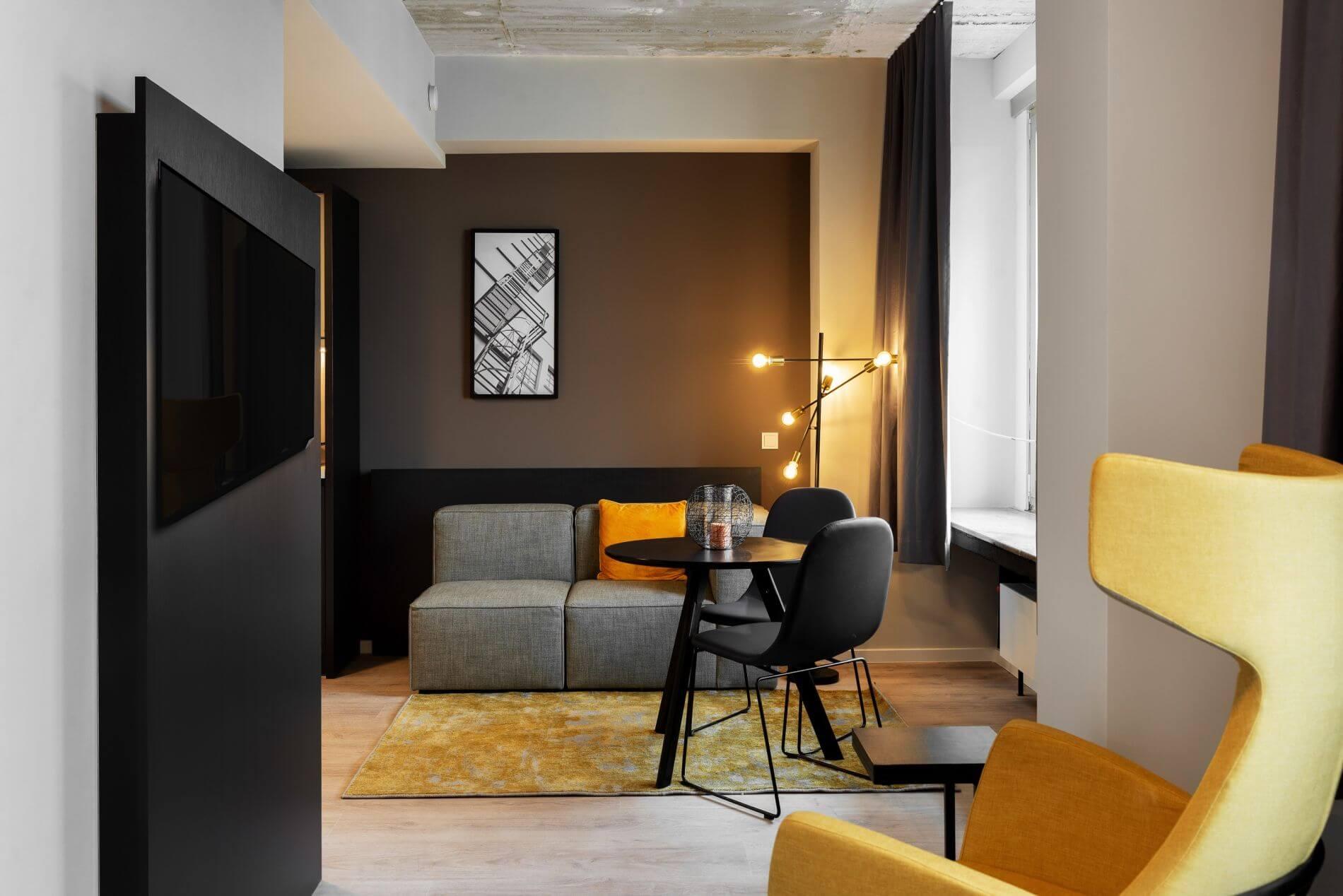 Smart furnished studio in Ehrenfeld Cologne