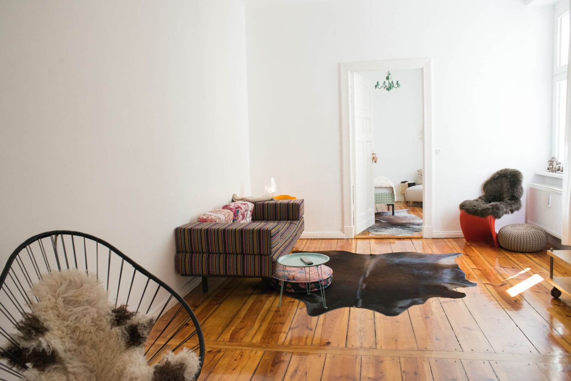 Furnished rental in Berlin with instant booking option