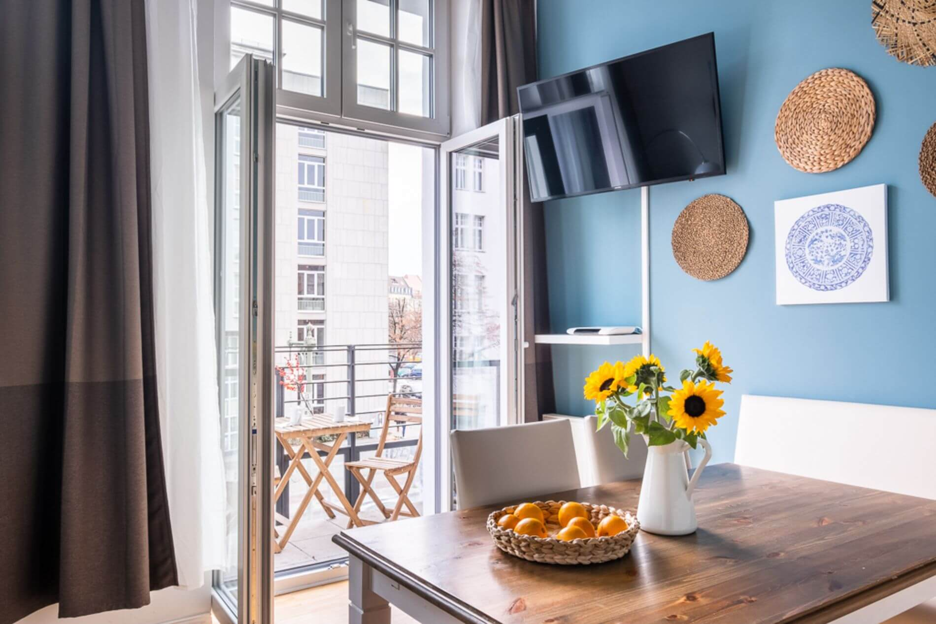 Furnished apartment in Messe Berlin that allows pets